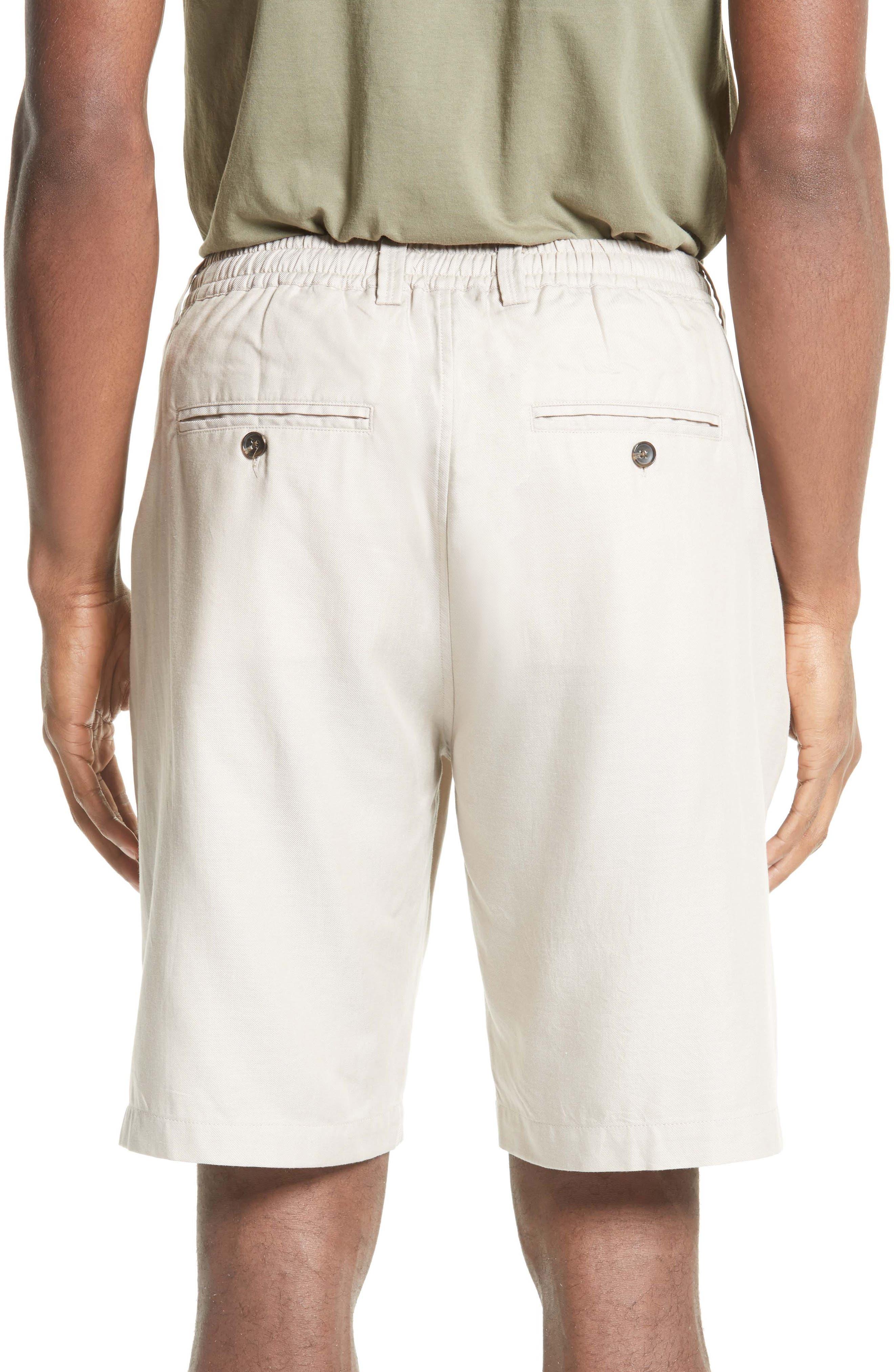 Keigo Pleat Front Shorts,                             Alternate thumbnail 2, color,                             275