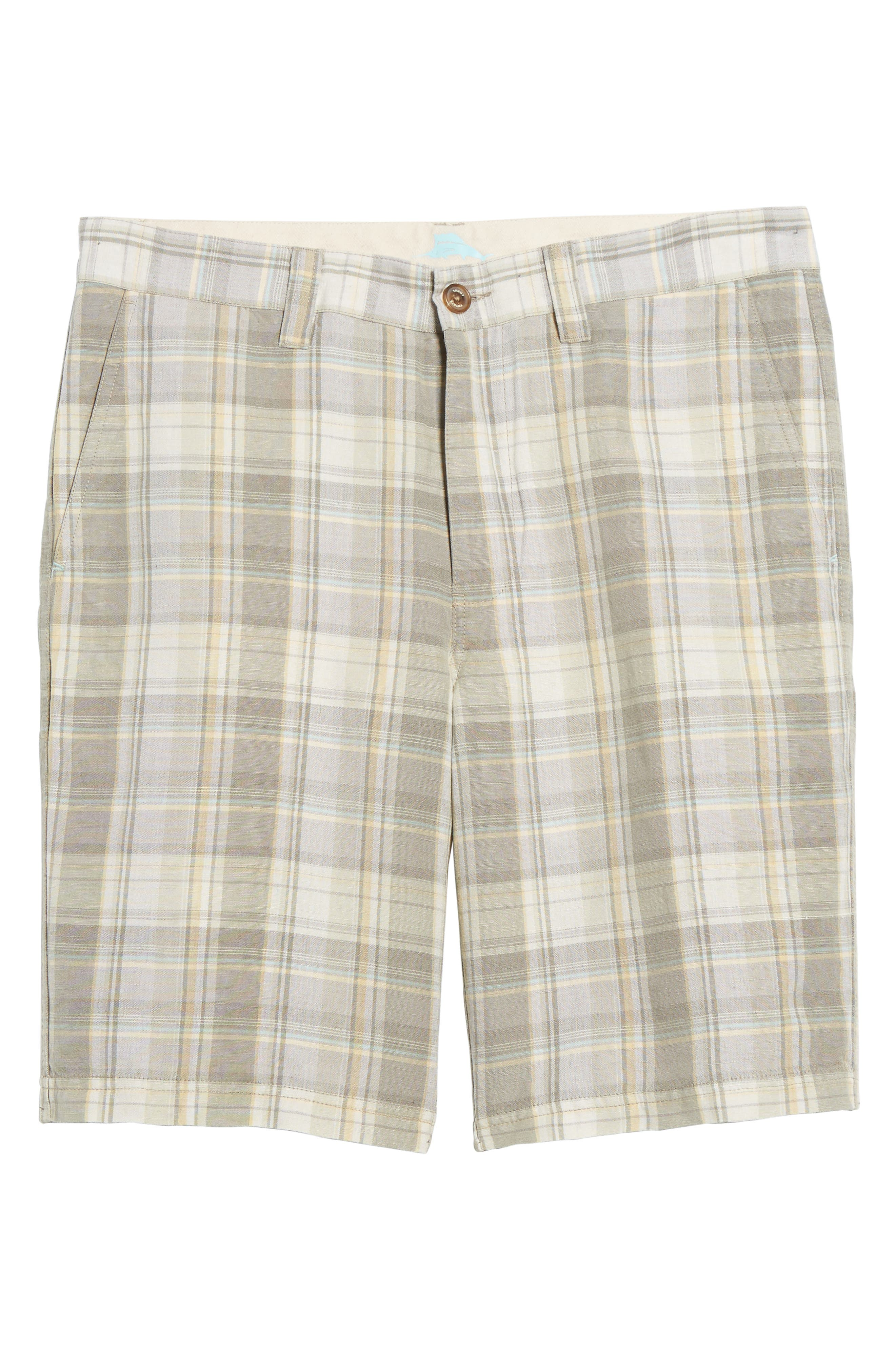 Coastal Dunes Plaid Shorts,                             Alternate thumbnail 6, color,                             250