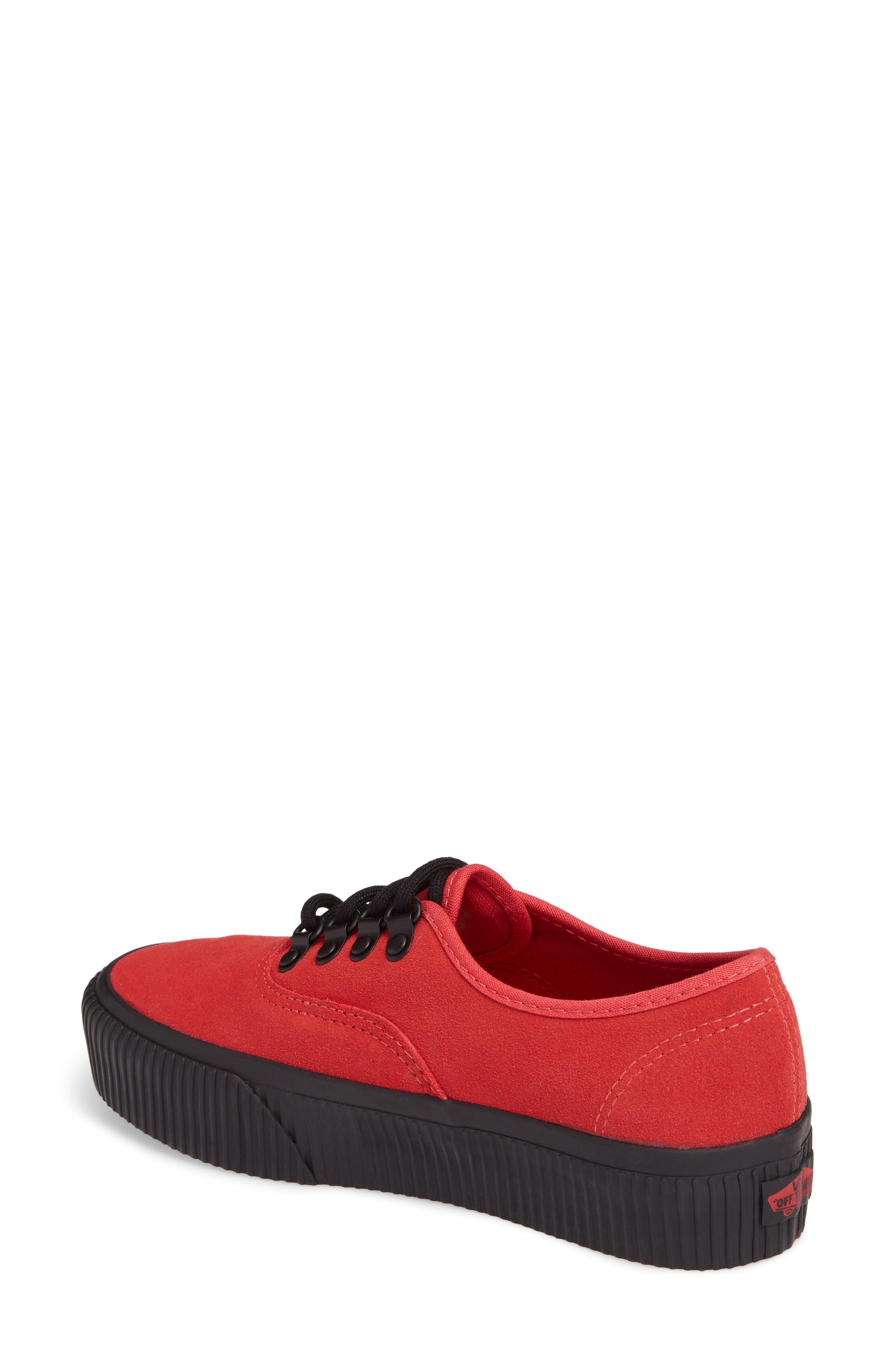 Authentic 2.0 Platform Sneaker,                             Alternate thumbnail 2, color,                             610