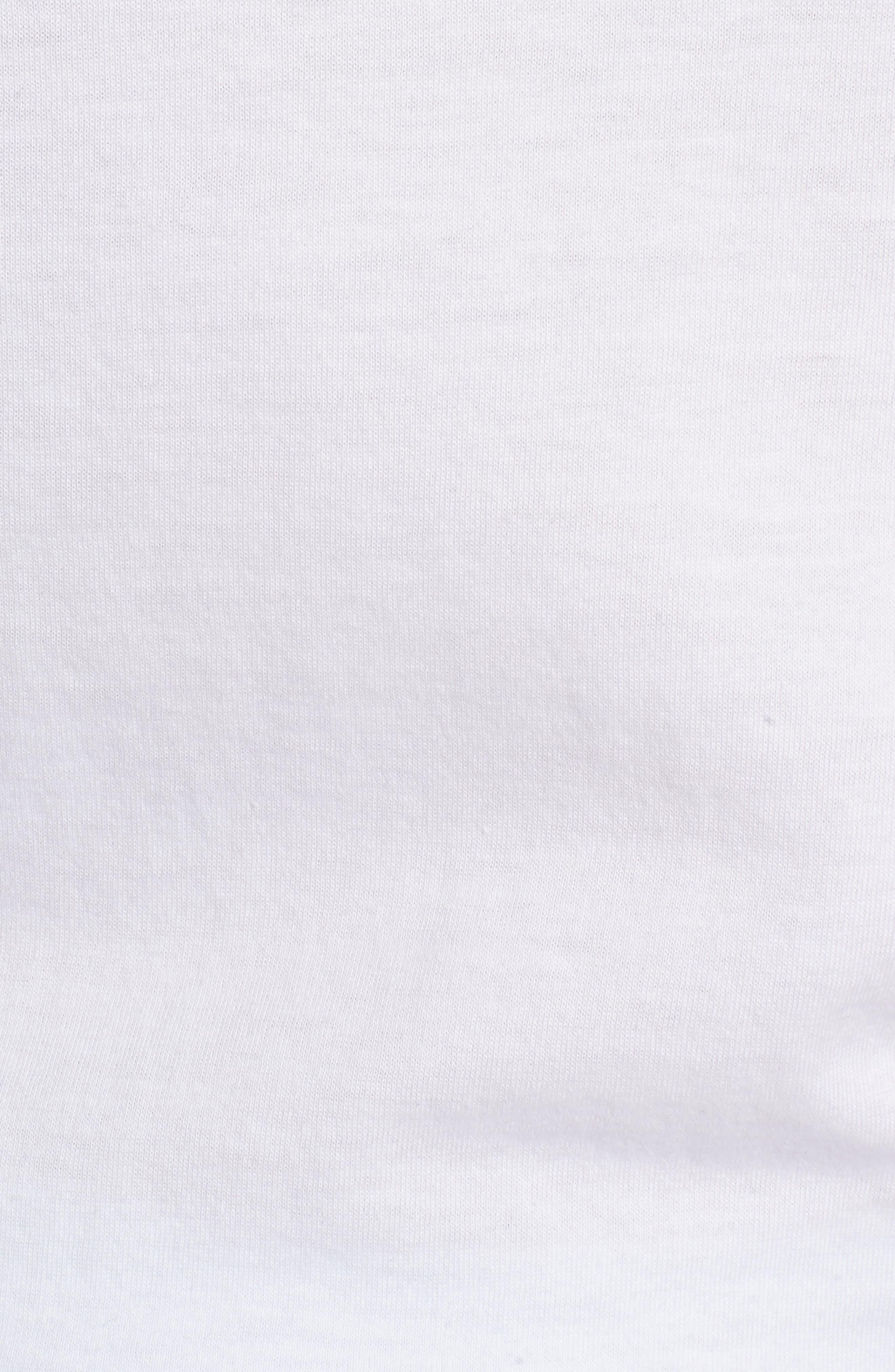 Short Sleeve Cotton Tee,                             Alternate thumbnail 57, color,