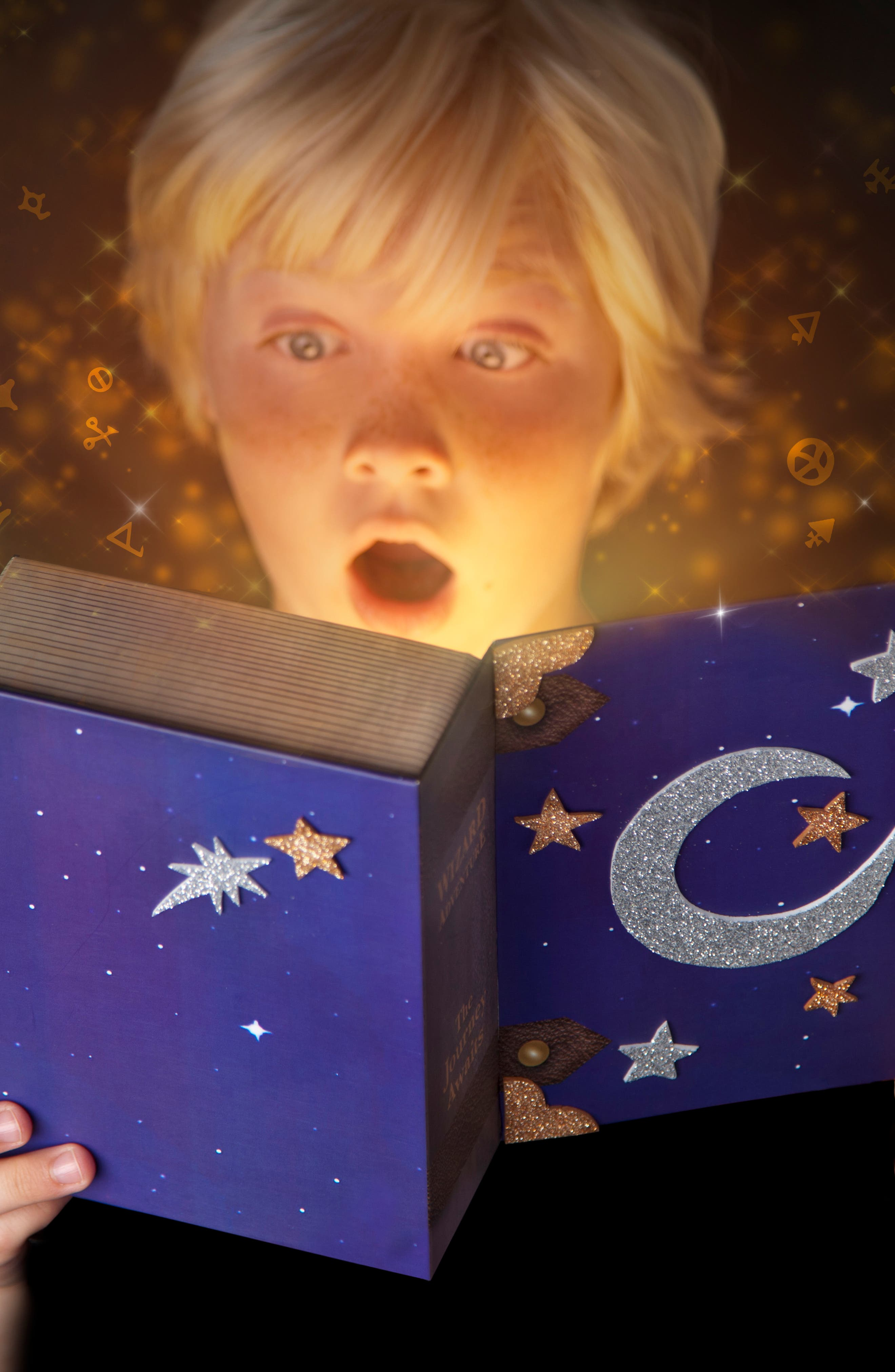 Magical Wizard Adventure Kit,                             Alternate thumbnail 3, color,                             MULTI
