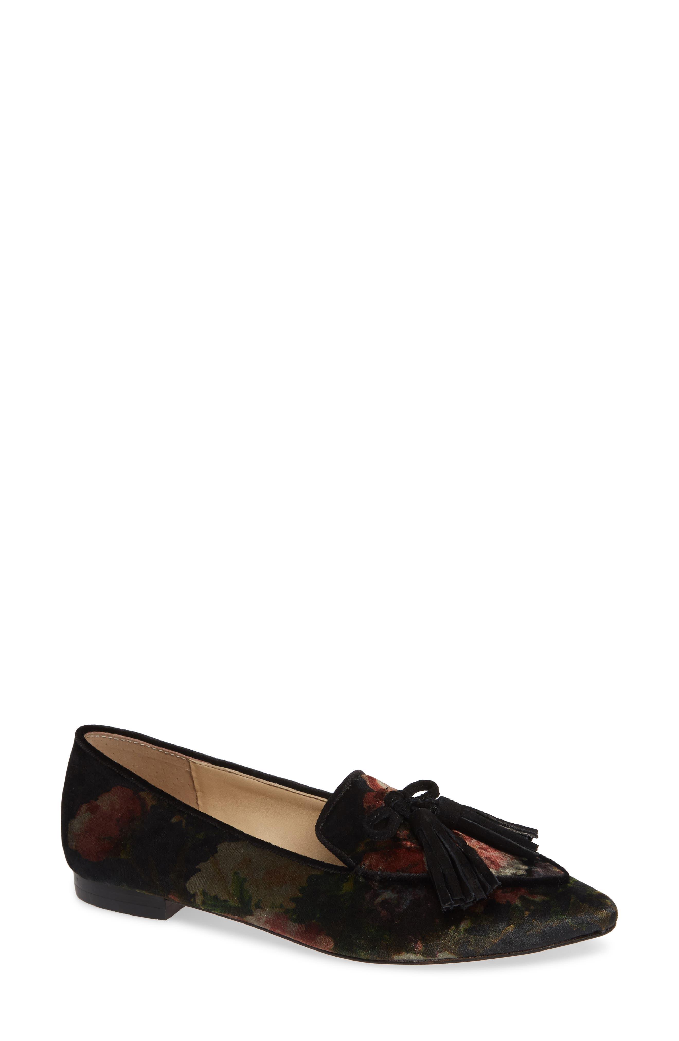 Hadlee II Loafer,                         Main,                         color, FLORAL VELVET