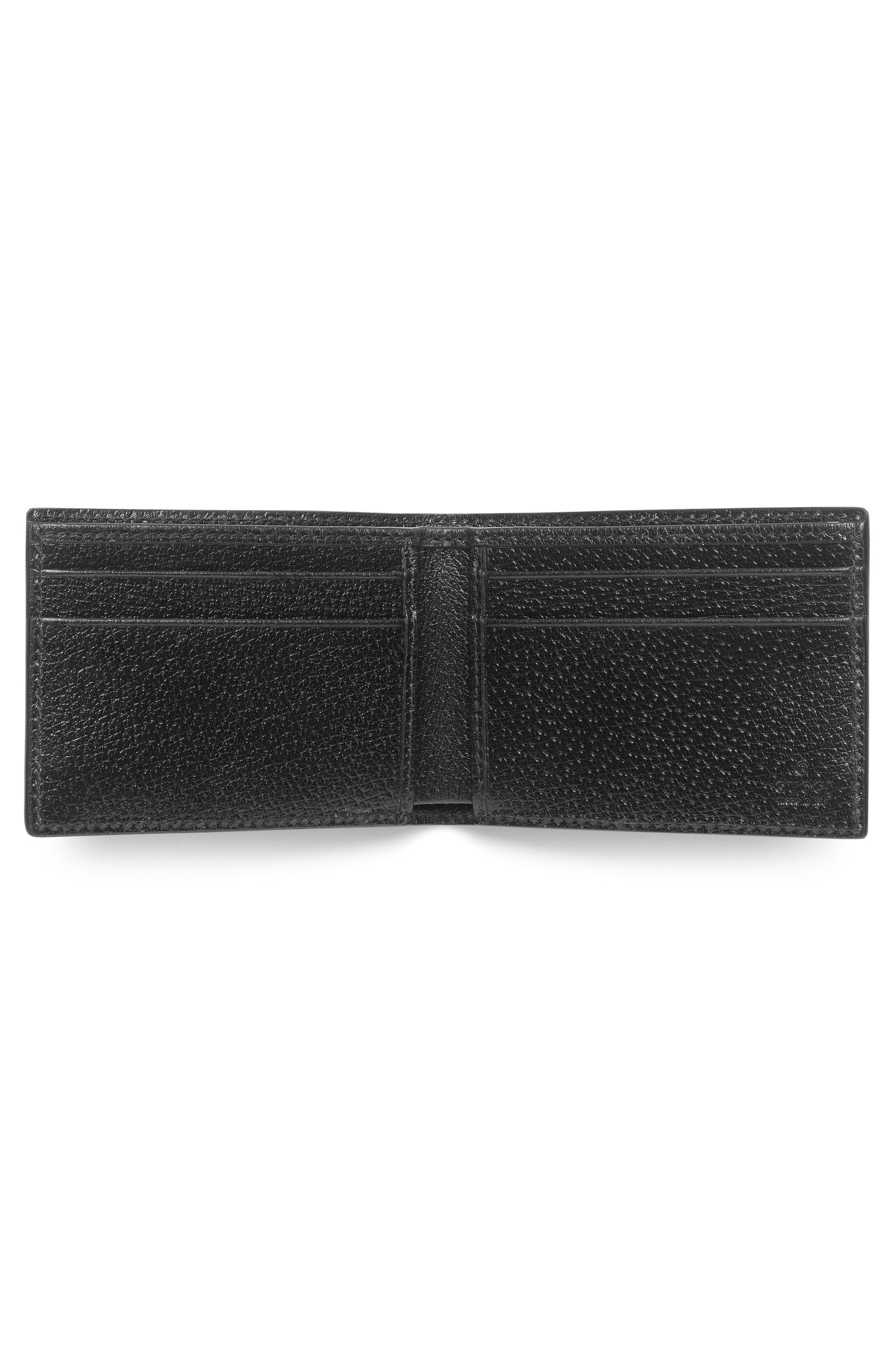 Marmont Leather Wallet,                             Alternate thumbnail 5, color,