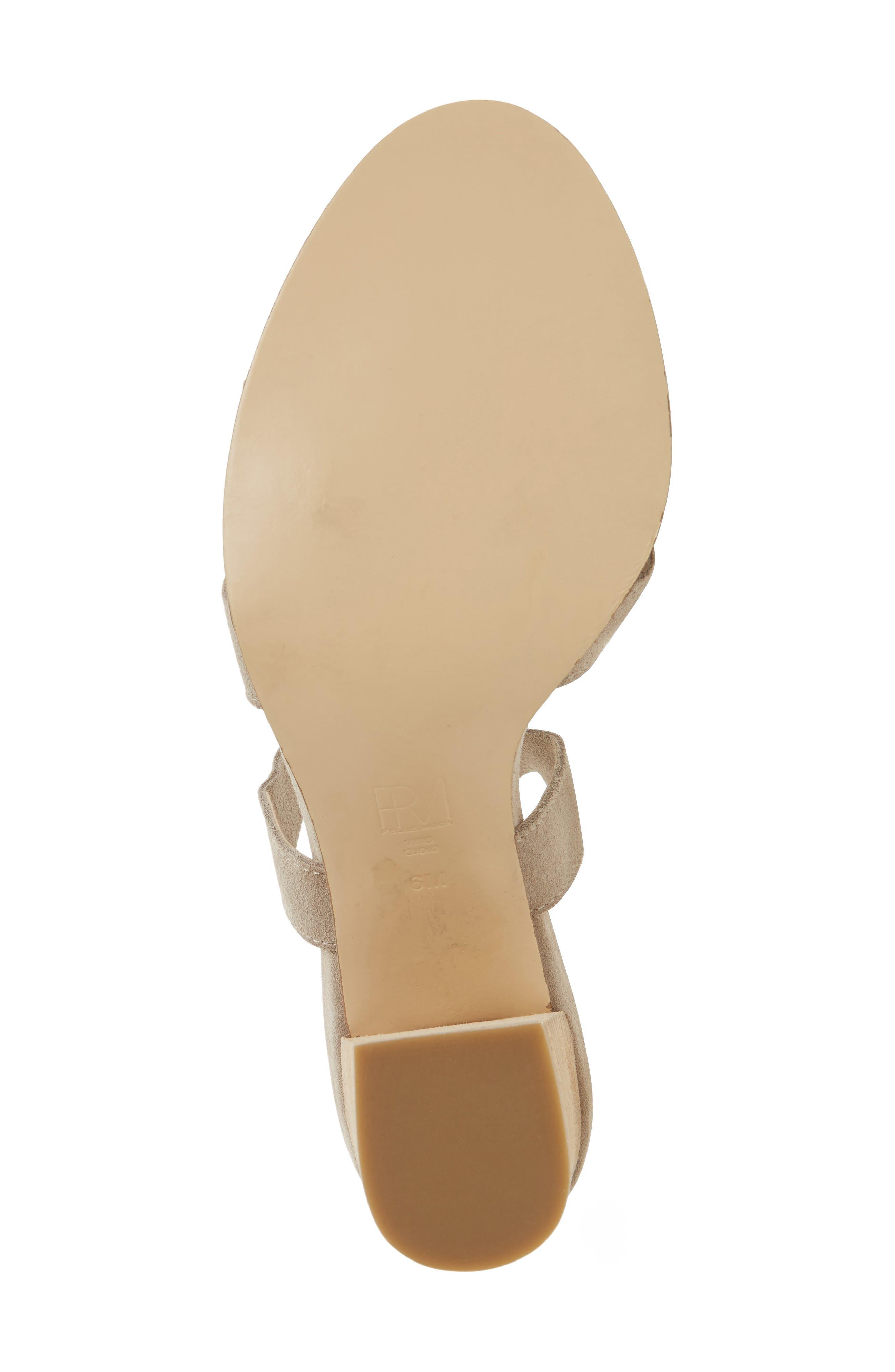 Bonjour Ankle Wrap Sandal,                             Alternate thumbnail 10, color,