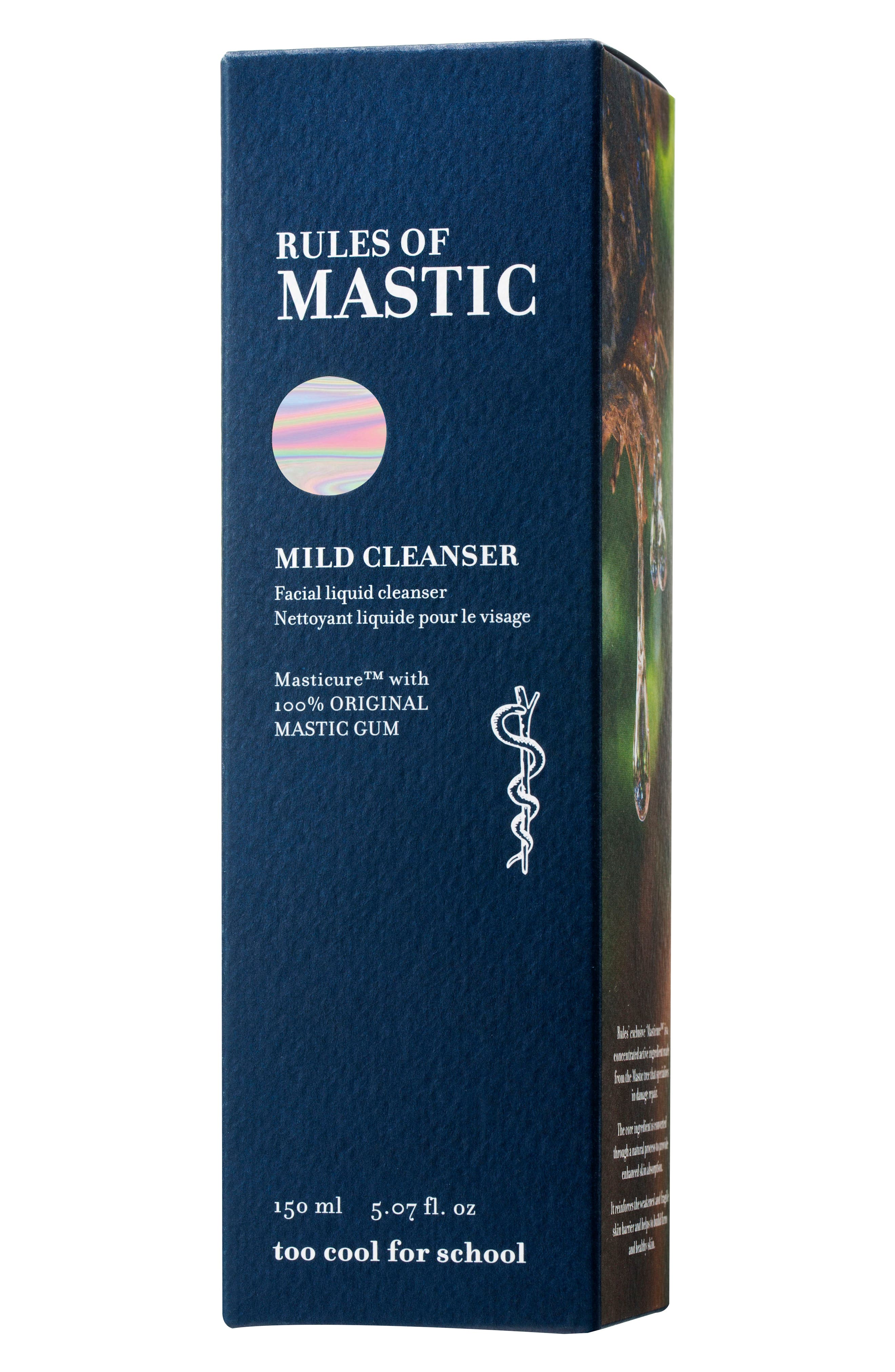 Rules of Mastic Mild Cleanser,                             Alternate thumbnail 2, color,                             NO COLOR