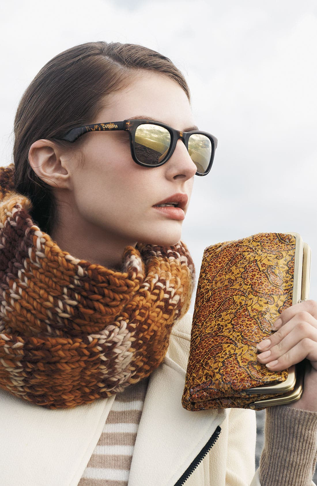 50mm Sunglasses,                             Main thumbnail 1, color,                             400