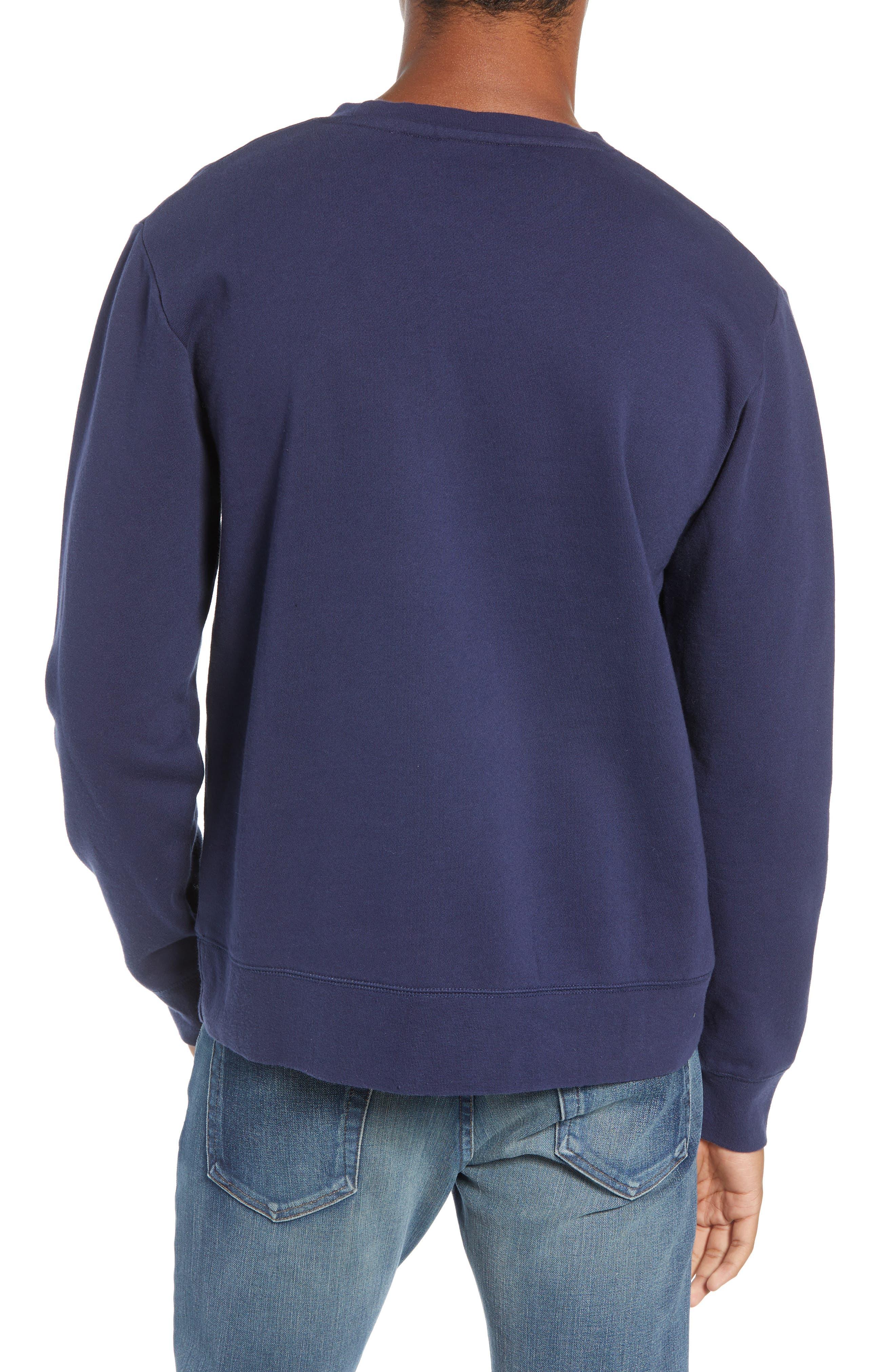 Stowe Logo Sweatshirt,                             Alternate thumbnail 2, color,                             020