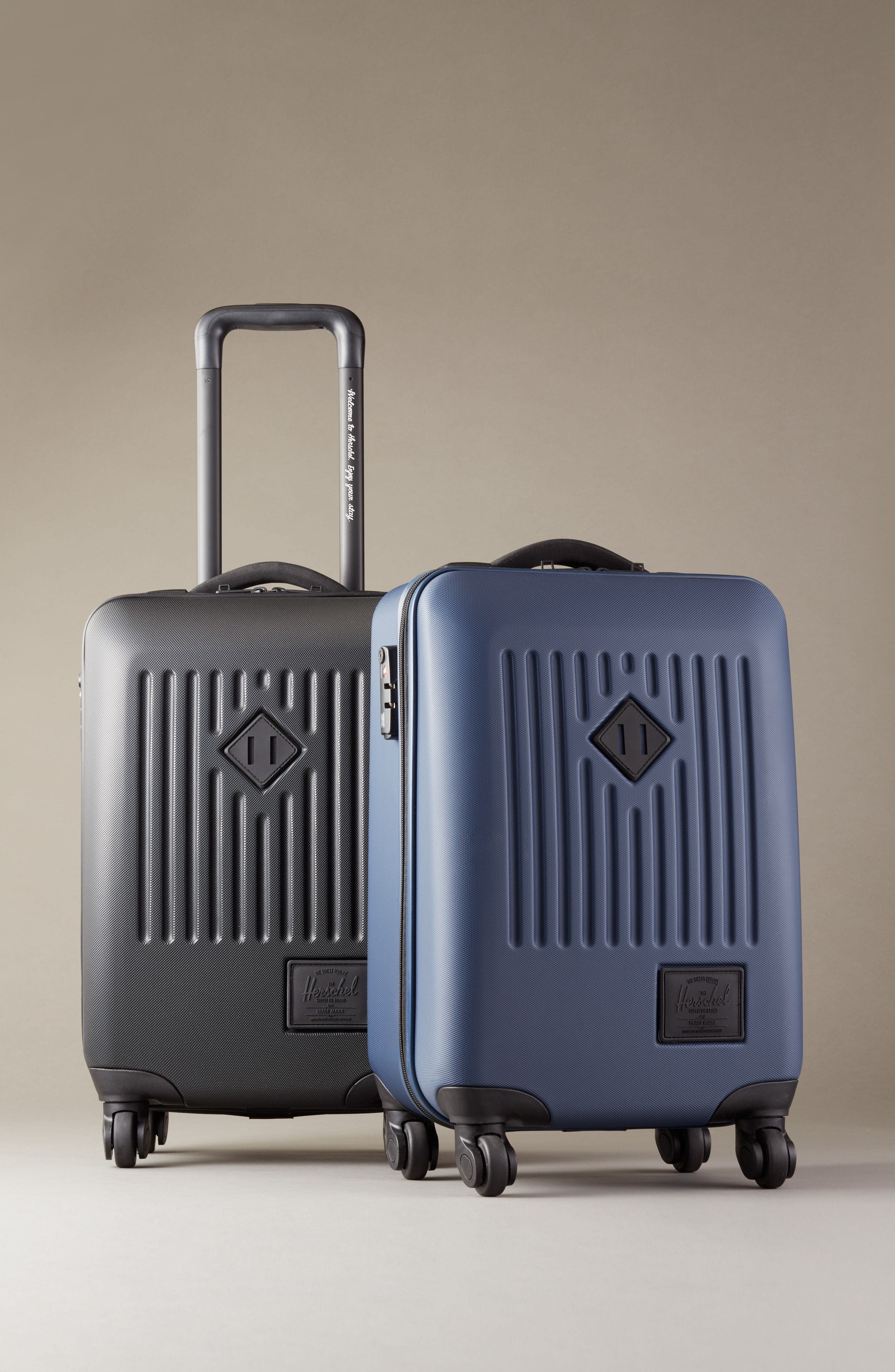 Herschel Supply Co Trade Small 20-Inch Rolling Hard Shell Suitcase,                             Alternate thumbnail 5, color,