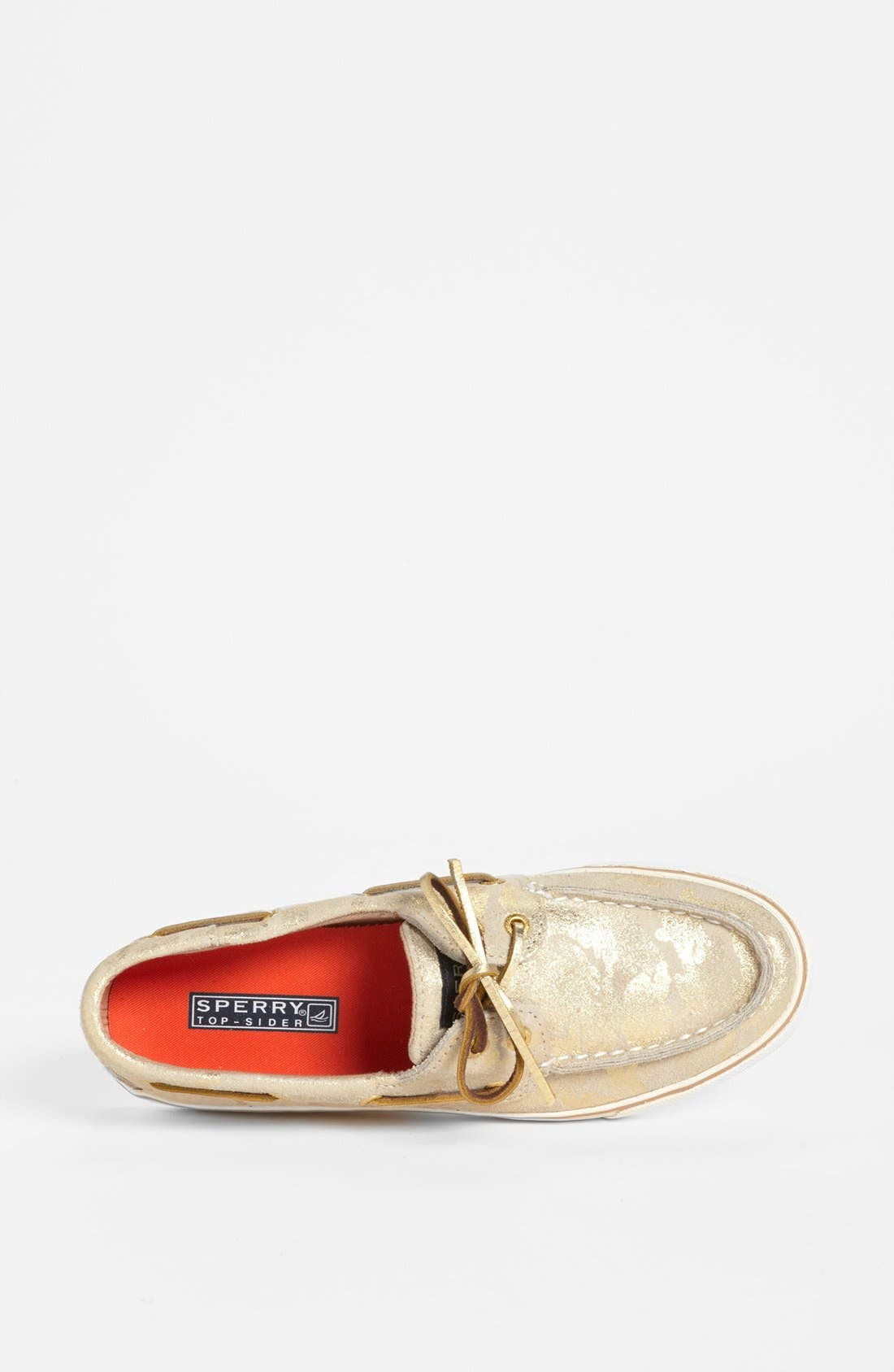 Top-Sider<sup>®</sup> 'Bahama' Sequined Boat Shoe,                             Alternate thumbnail 167, color,