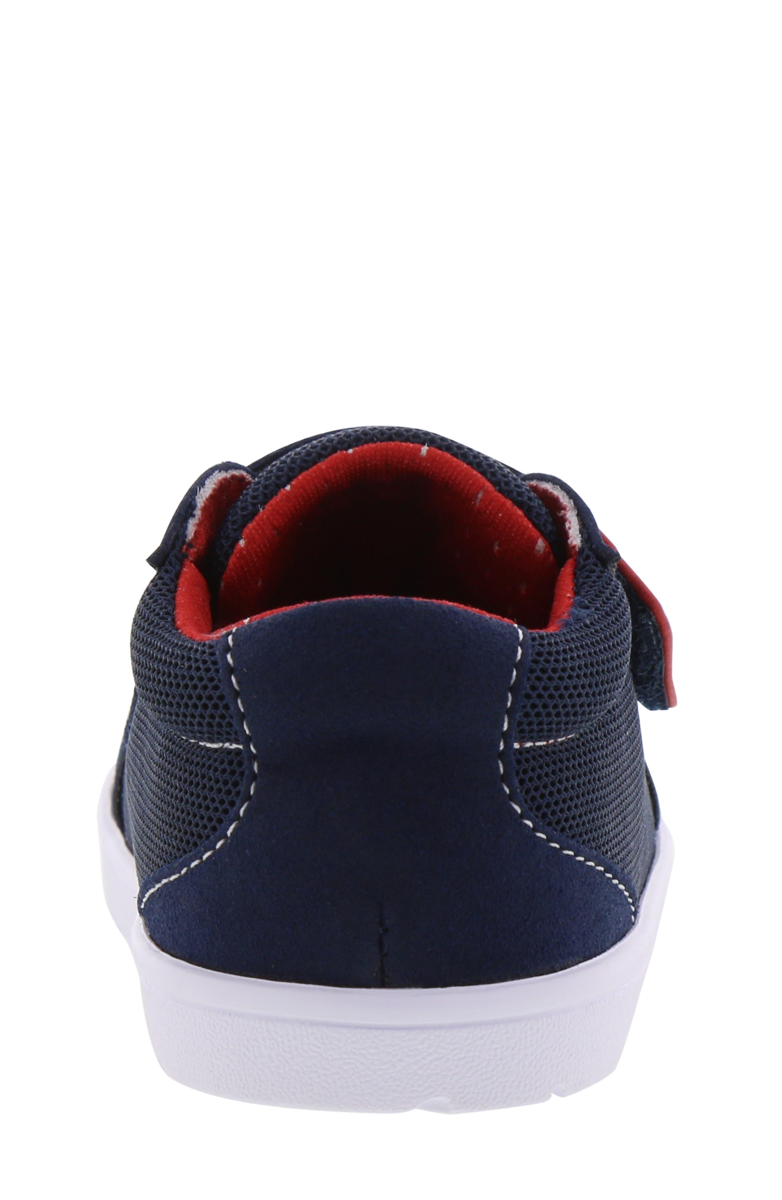 BØRN,                             Bailey Clark Sneaker,                             Alternate thumbnail 7, color,                             NAVY