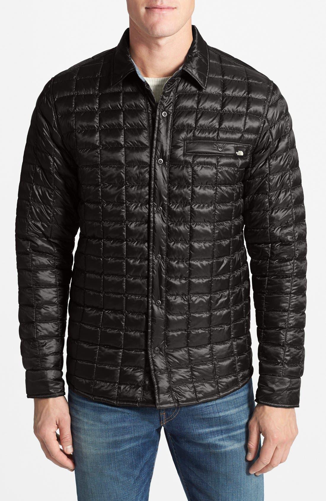 'Reyes' ThermoBall Shirt Jacket,                             Main thumbnail 1, color,                             001