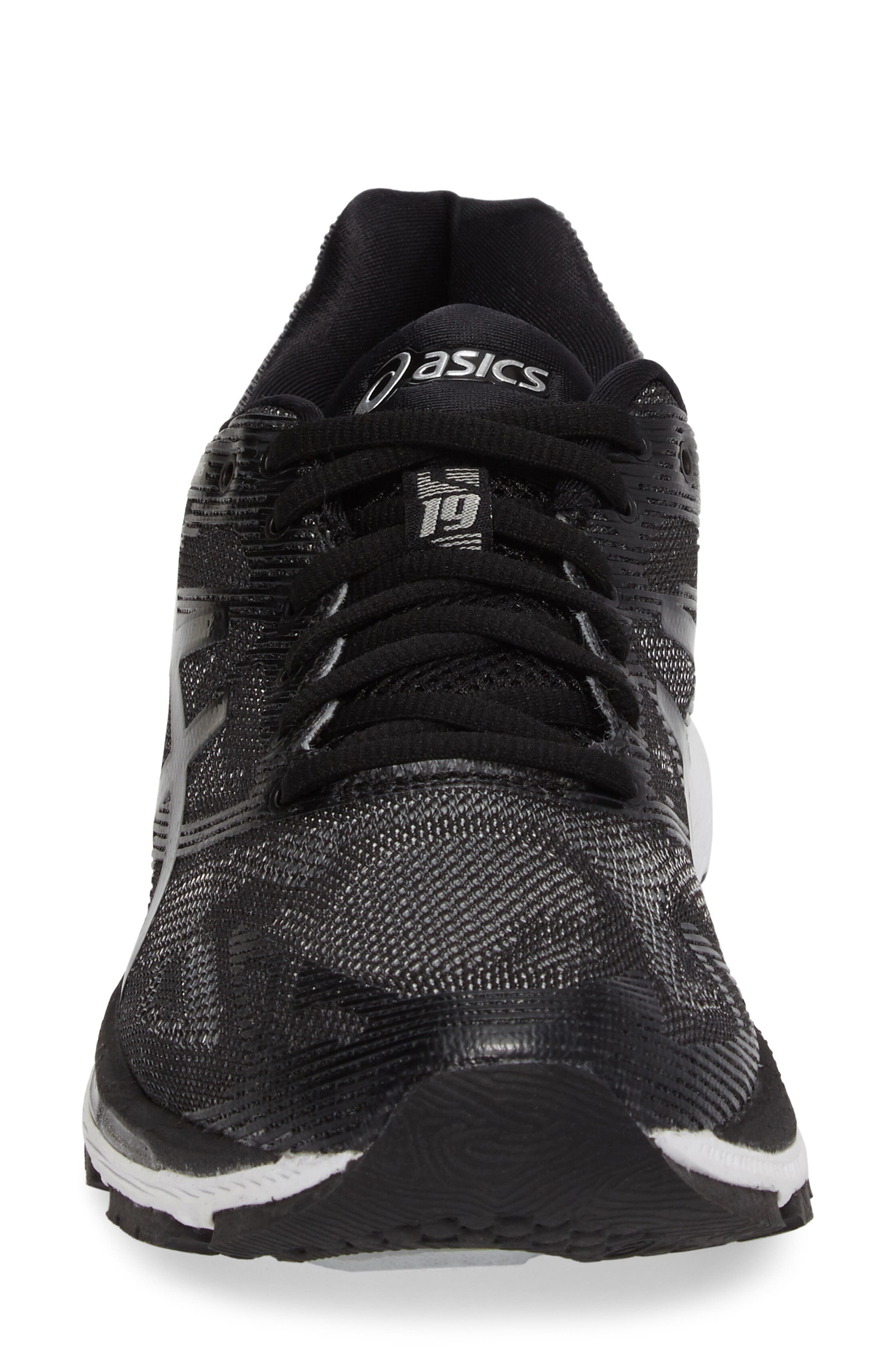 GEL<sup>®</sup>-Nimbus 19 Running Shoe,                             Alternate thumbnail 4, color,                             009