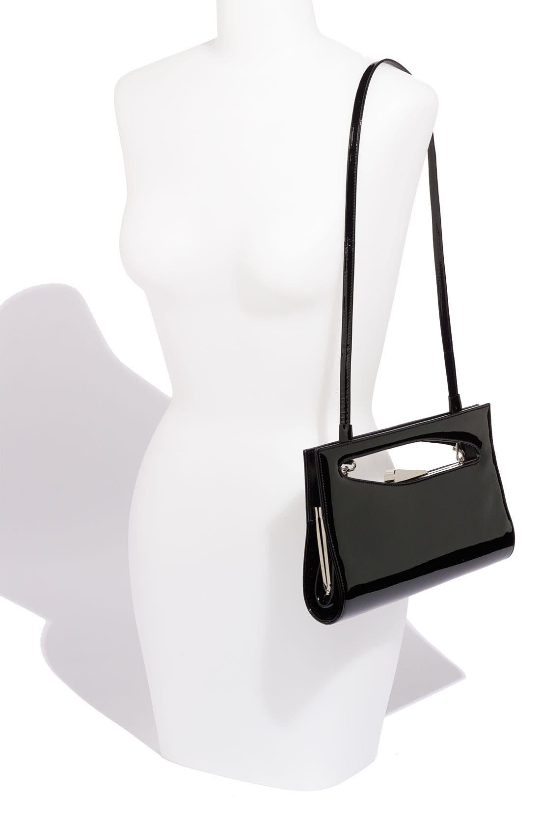 STUART WEITZMAN,                             'Grip' Handbag,                             Alternate thumbnail 2, color,                             002