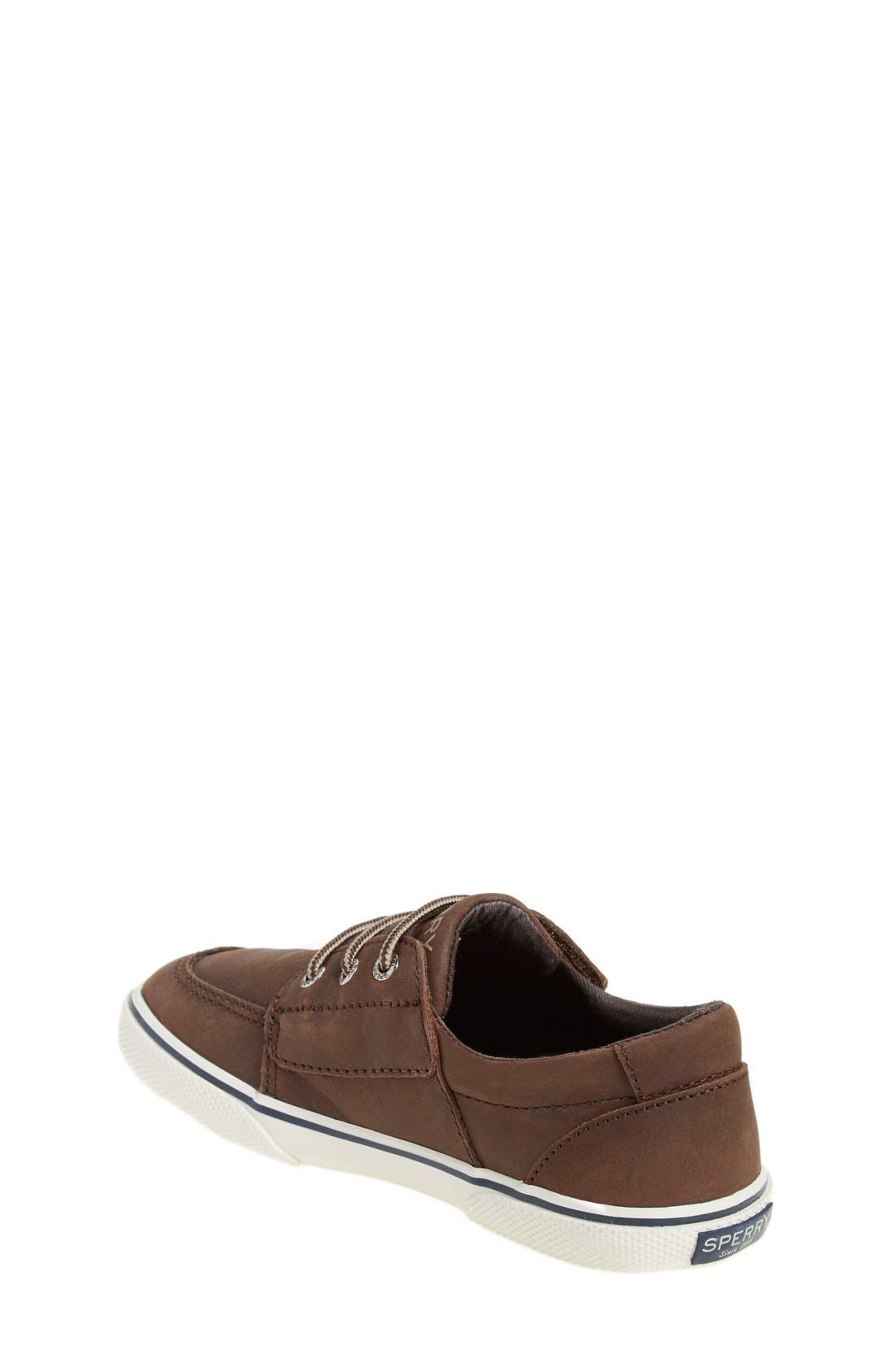 'Ollie Jr.' Slip-On Sneaker,                             Alternate thumbnail 9, color,