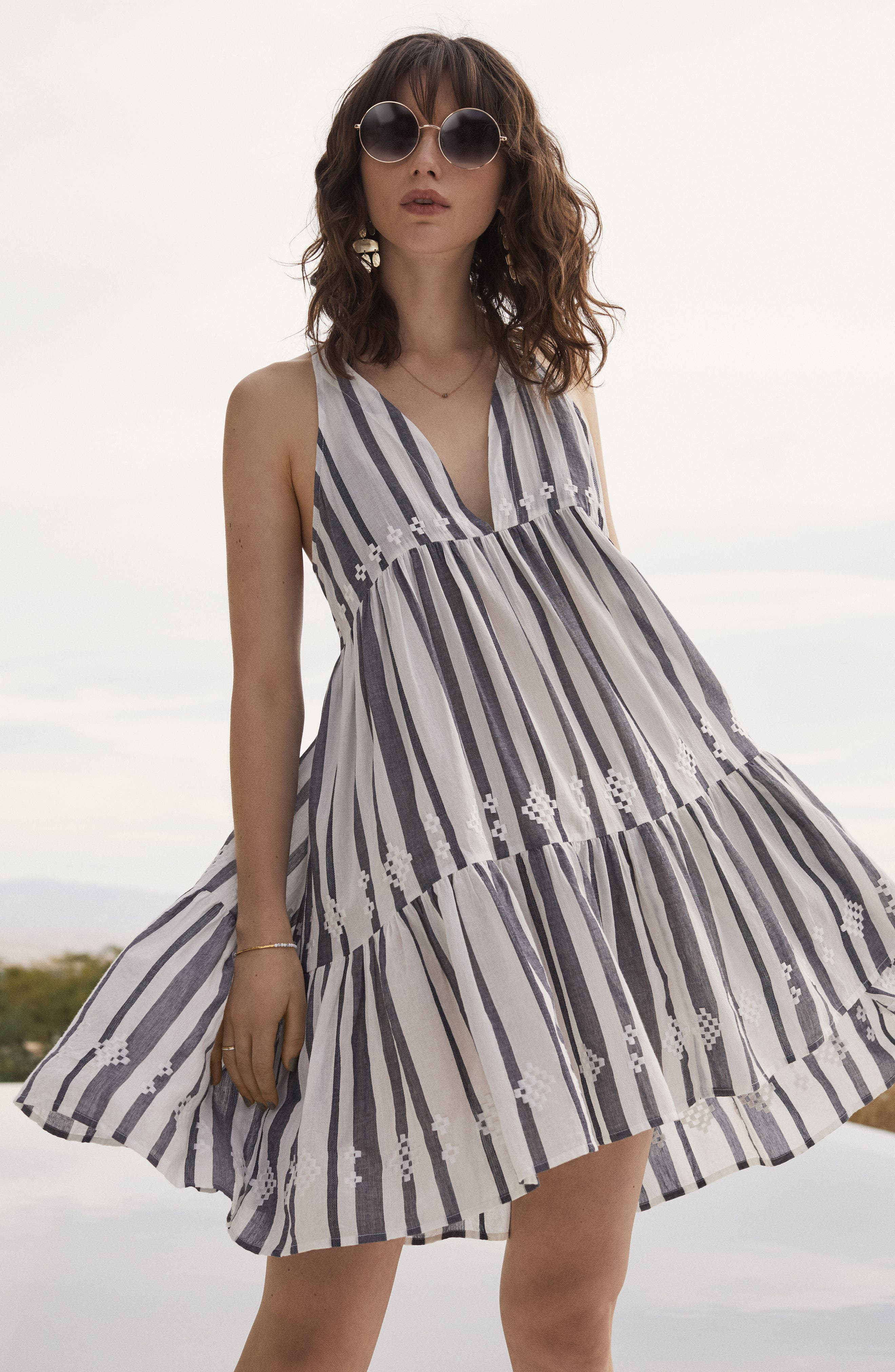 Legend Cover-Up Dress,                             Alternate thumbnail 8, color,