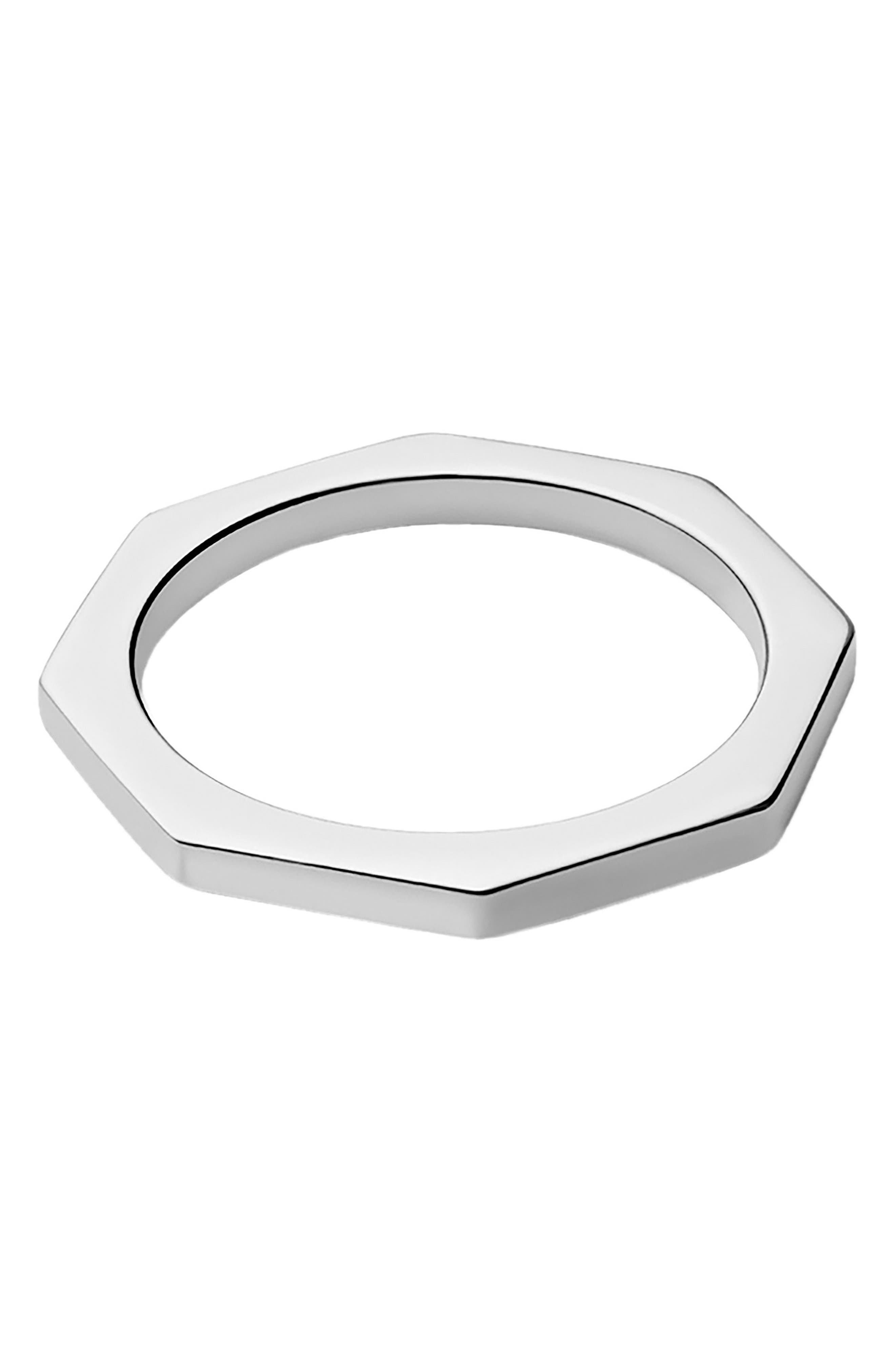 Bly Ring,                             Main thumbnail 1, color,                             STERLING SILVER