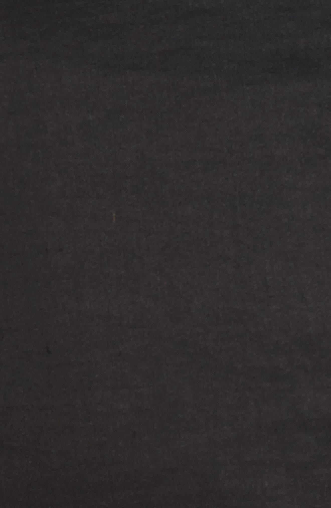 Clean Linen Blend Blazer,                             Alternate thumbnail 6, color,                             001