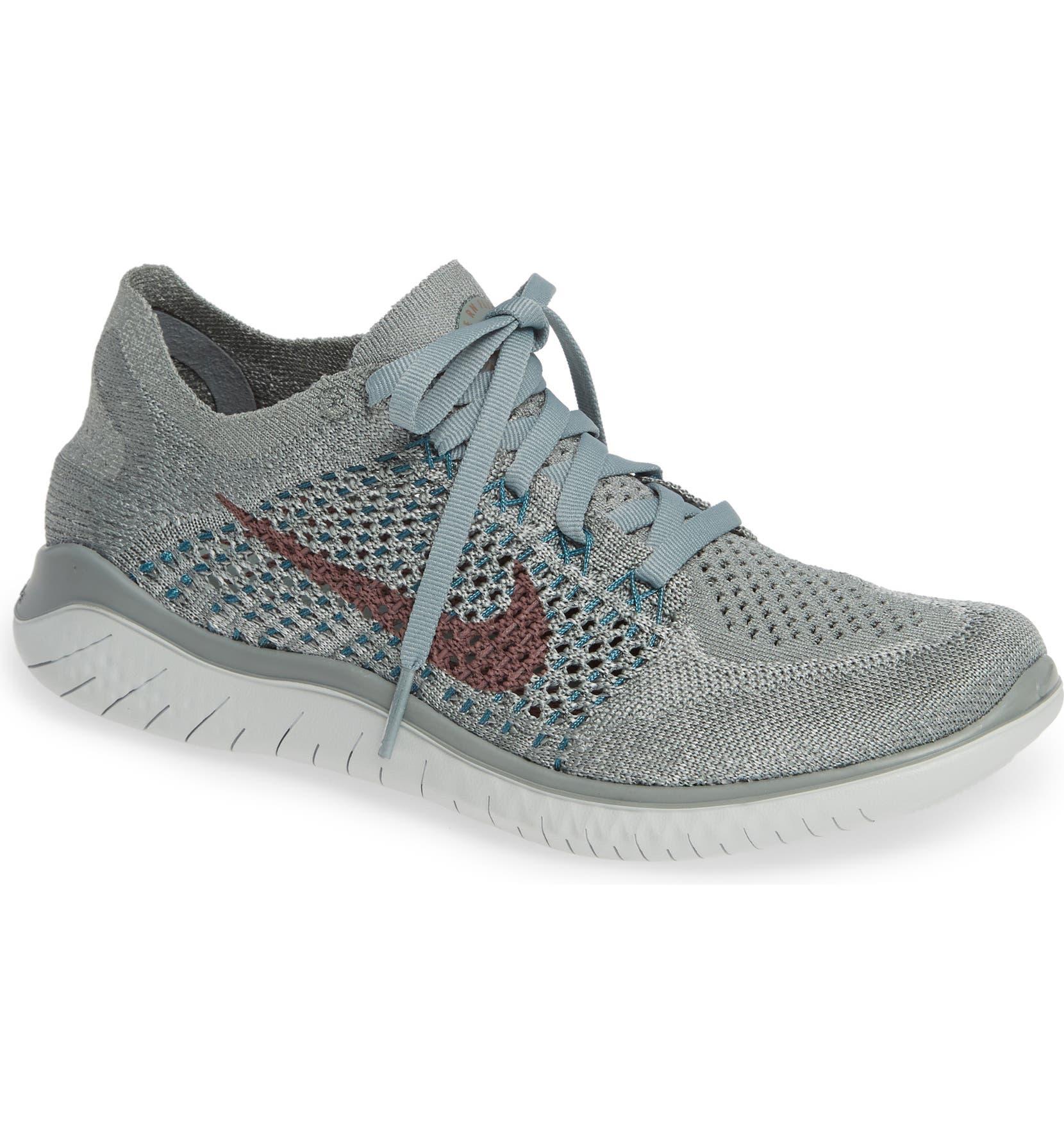 super cute 9b0aa cf0c5 Nike Free RN Flyknit 2018 Running Shoe (Women)  Nordstrom