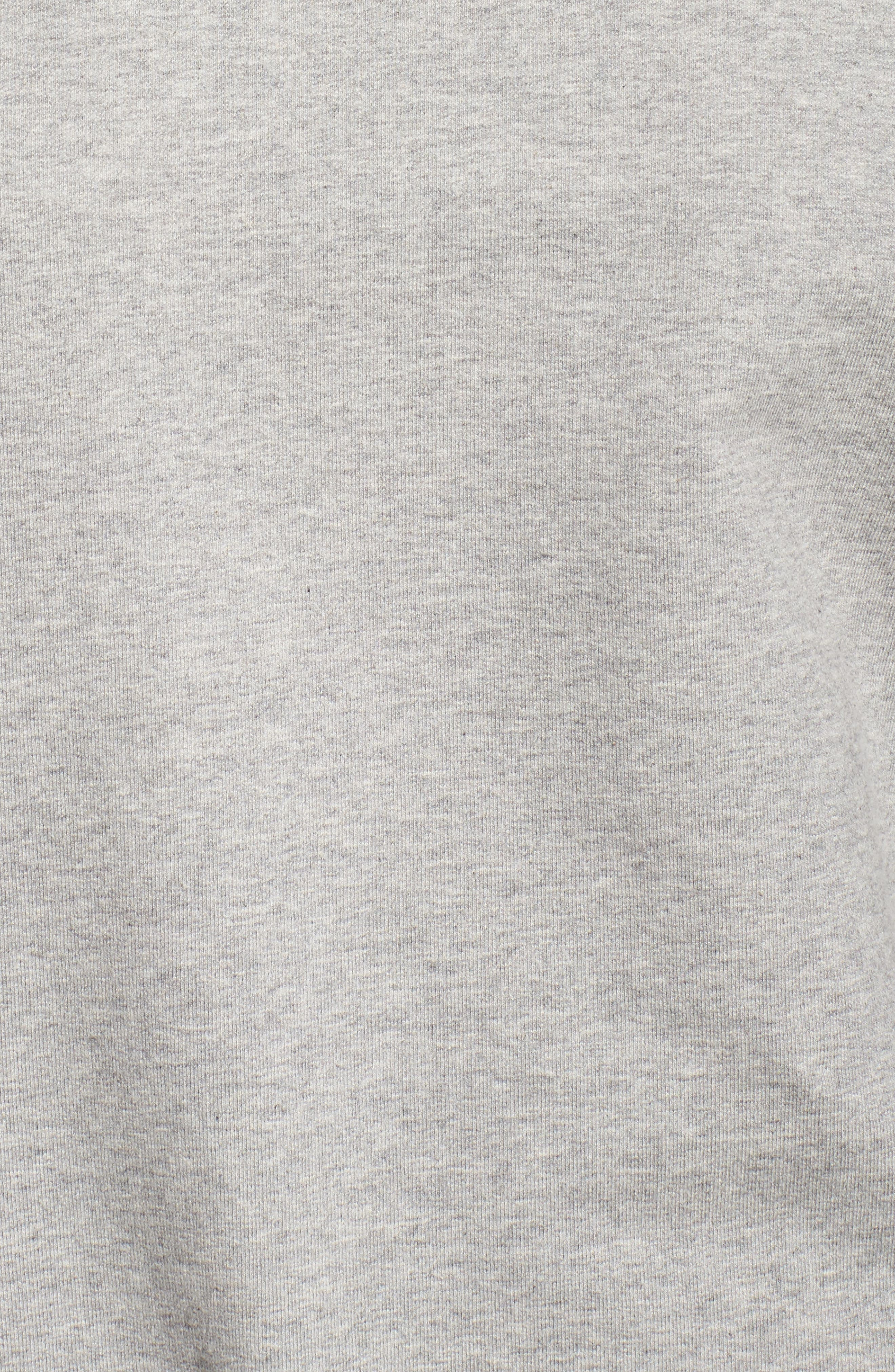 Pastel P-6 Label Midweight Sweatshirt,                             Alternate thumbnail 6, color,                             020