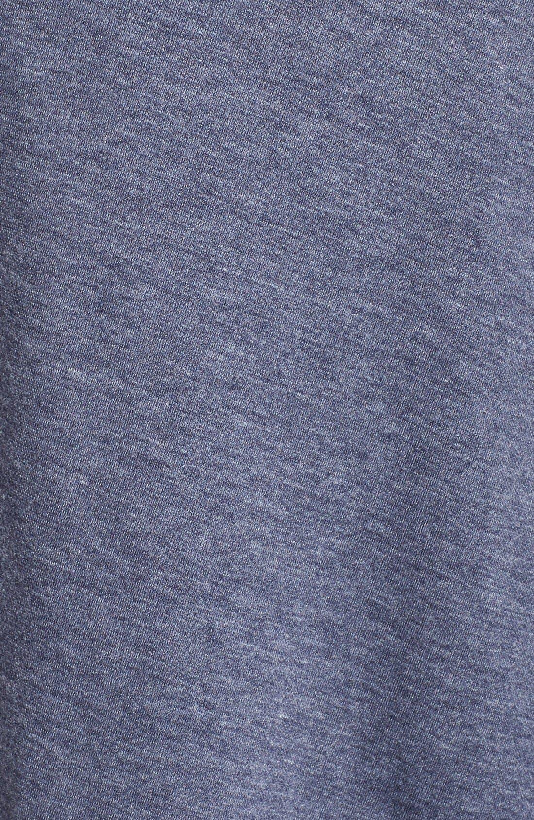 One-Button Fleece Cardigan,                             Alternate thumbnail 179, color,