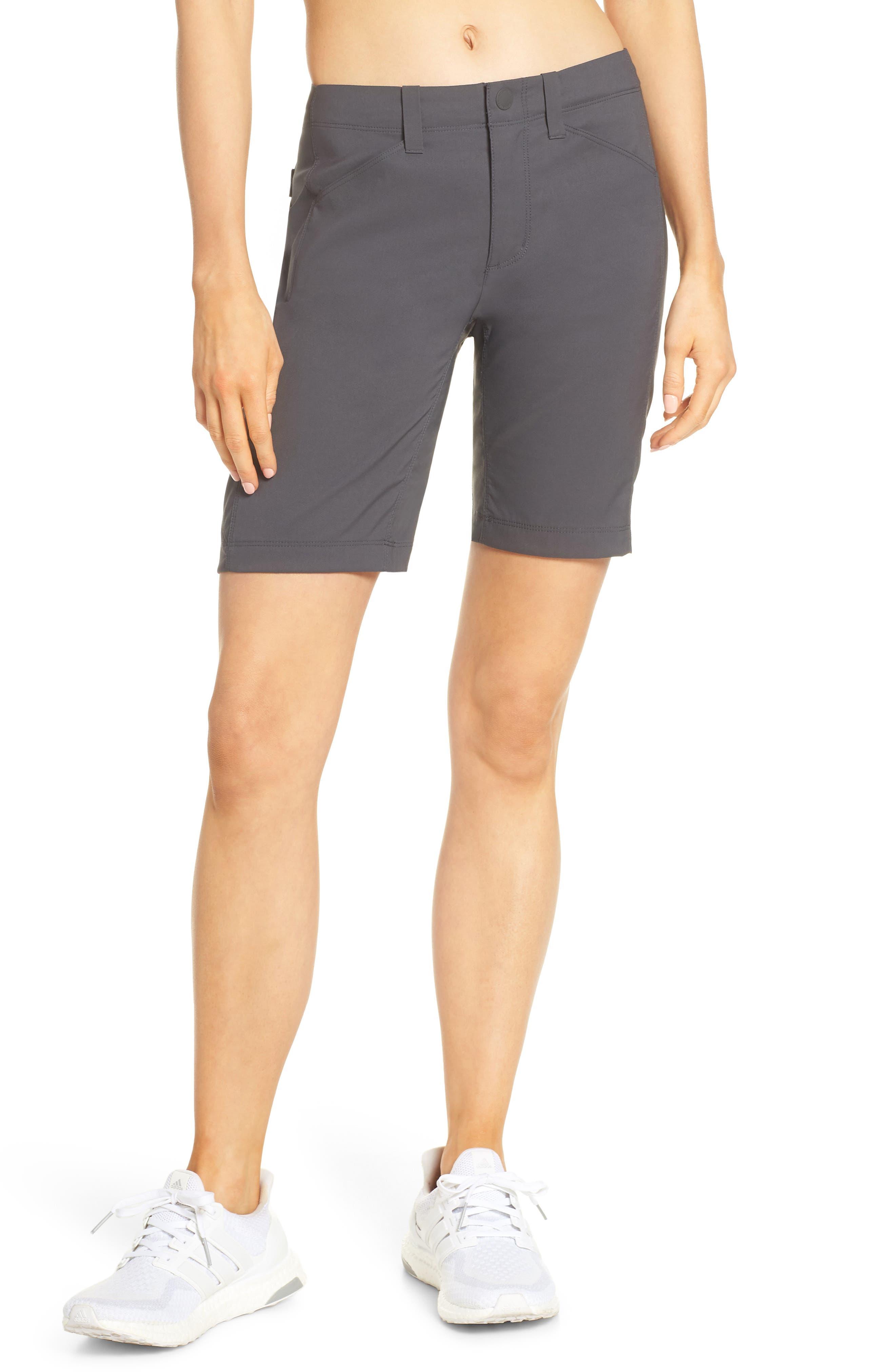 Icebreaker Persist Shorts, 7 - Grey