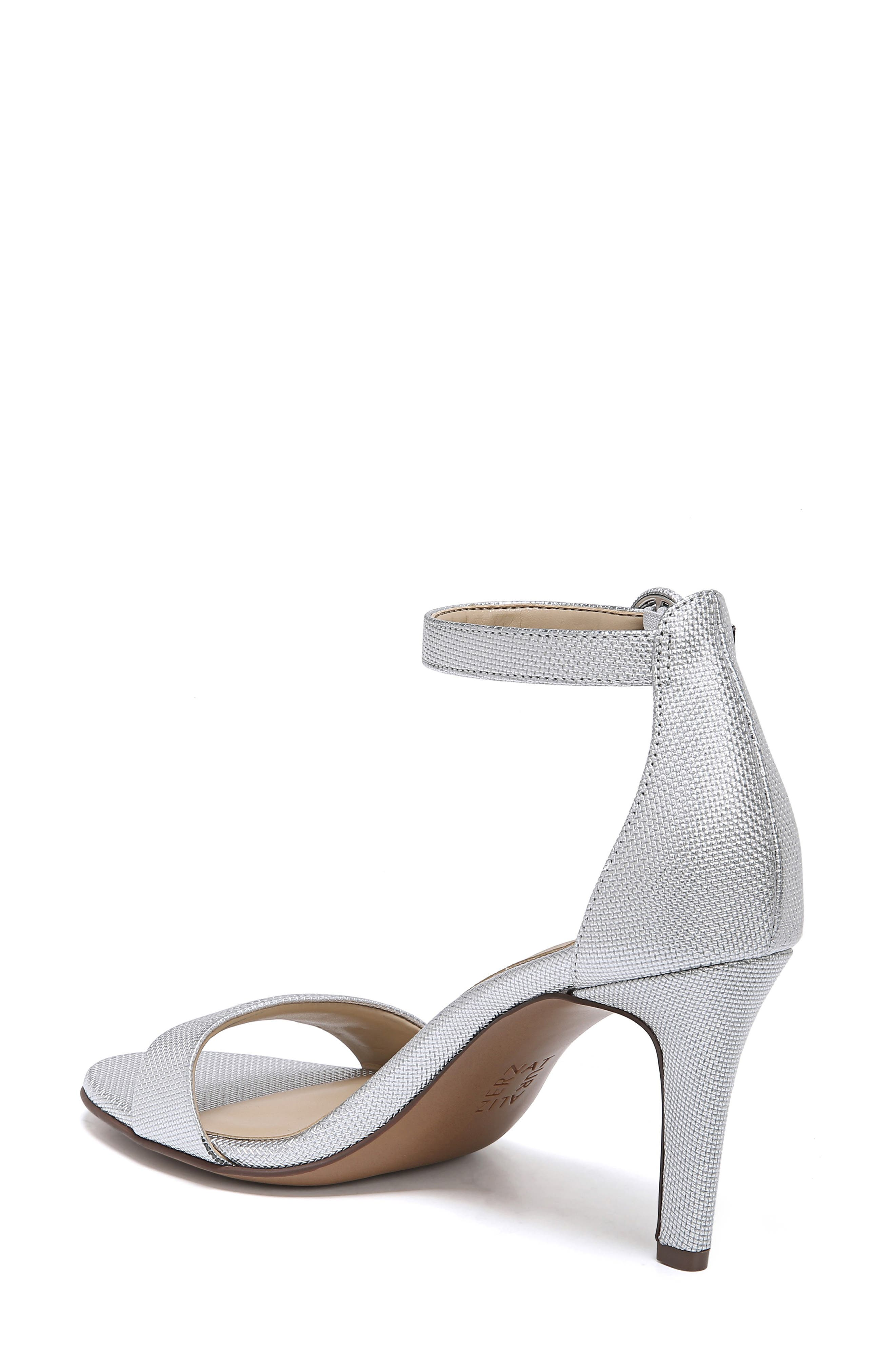 Kinsley Sandal,                             Alternate thumbnail 2, color,                             SILVER