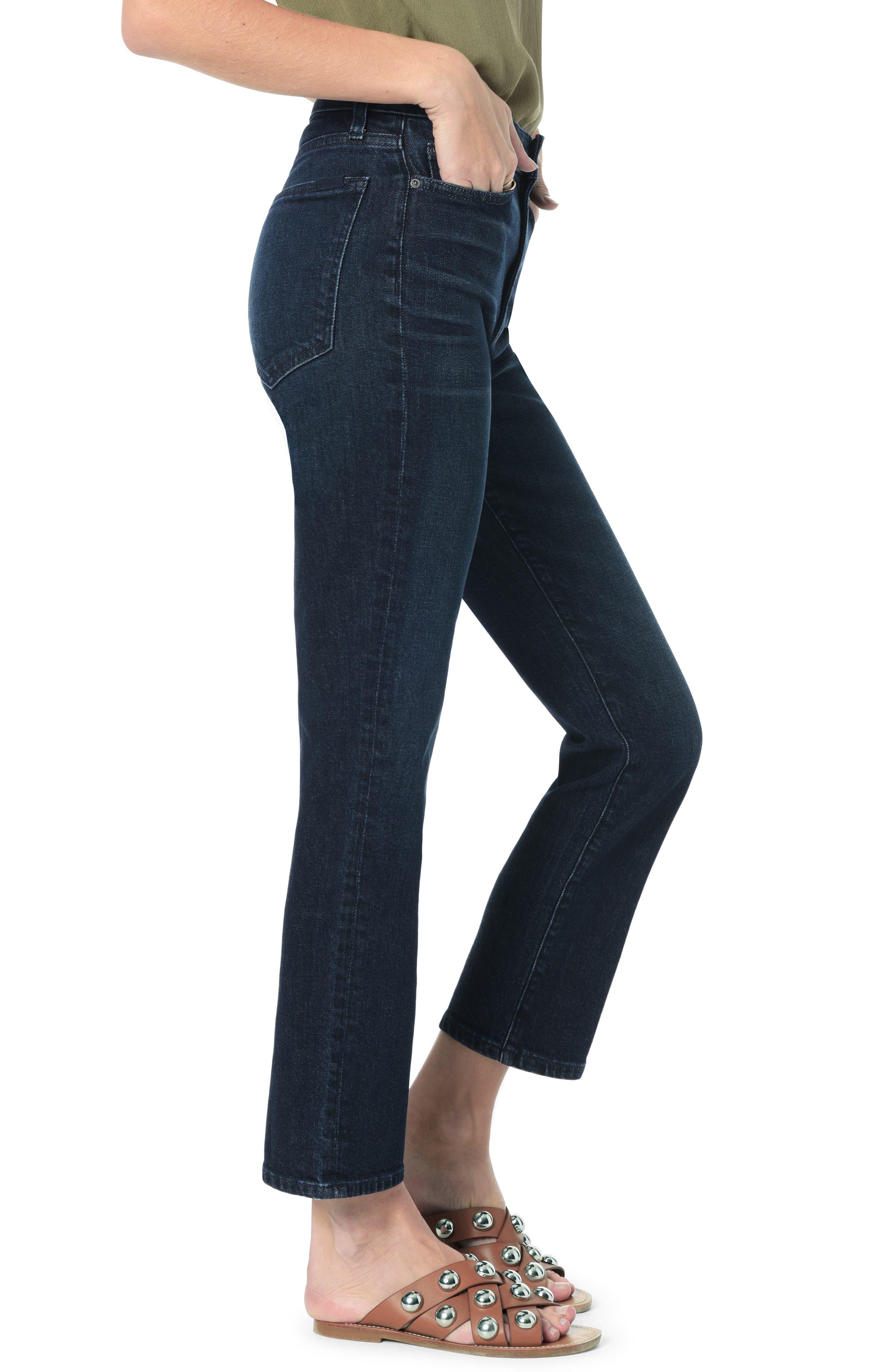 JOE'S,                             Milla Ankle Jeans,                             Alternate thumbnail 3, color,                             JOJO