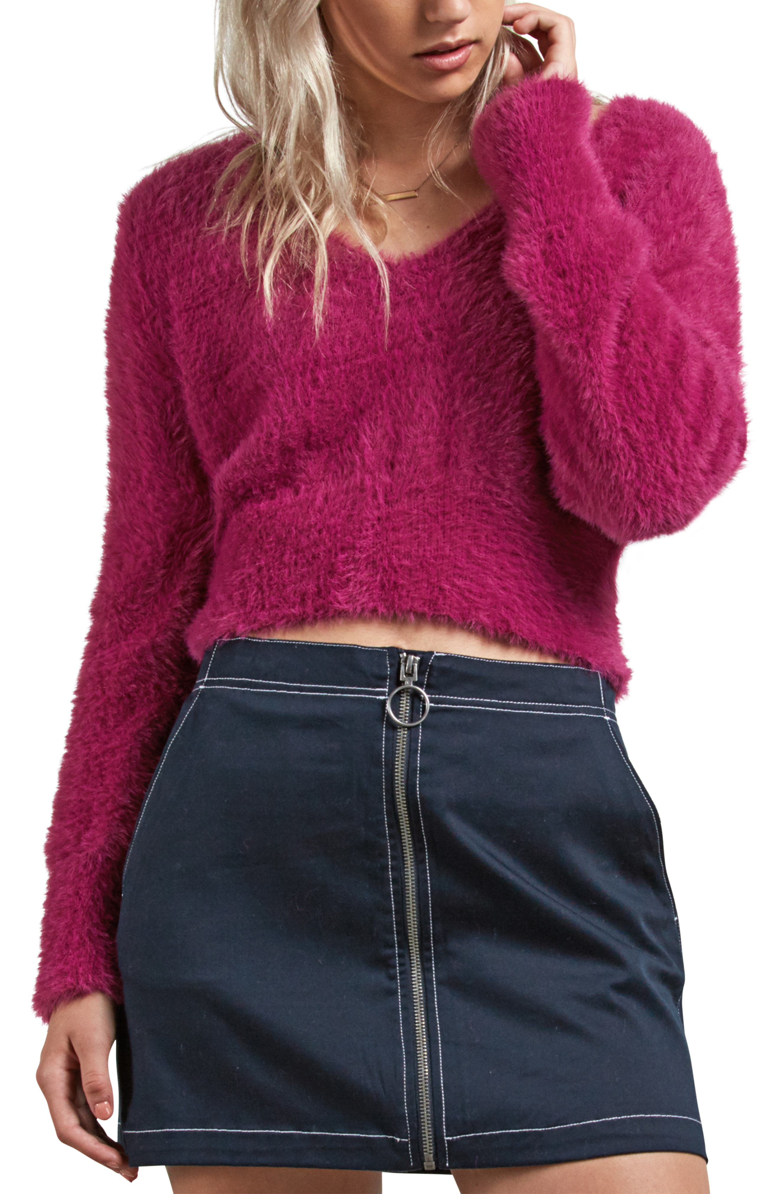 Clued 2 You Sweater,                             Main thumbnail 1, color,                             500