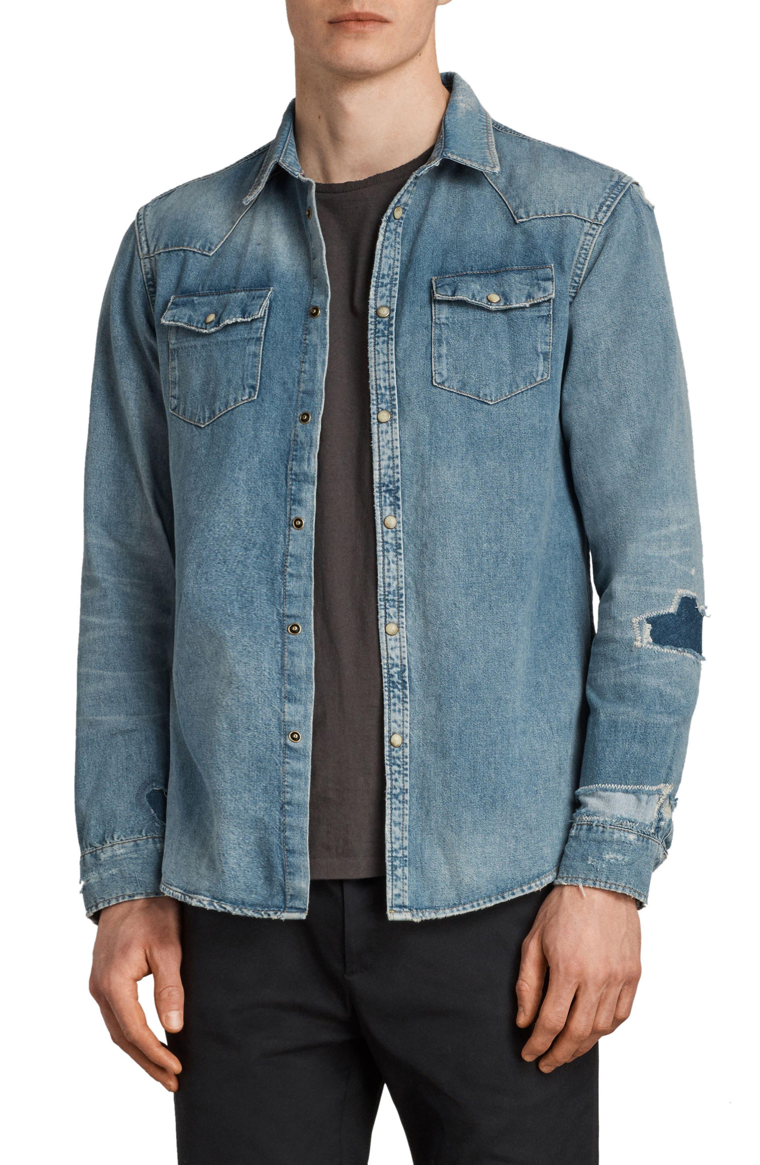 Ilex Slim Fit Sport Shirt,                         Main,                         color,
