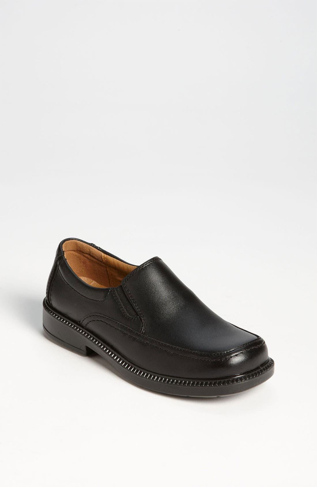 'Bogan' Slip-On,                         Main,                         color, BLACK