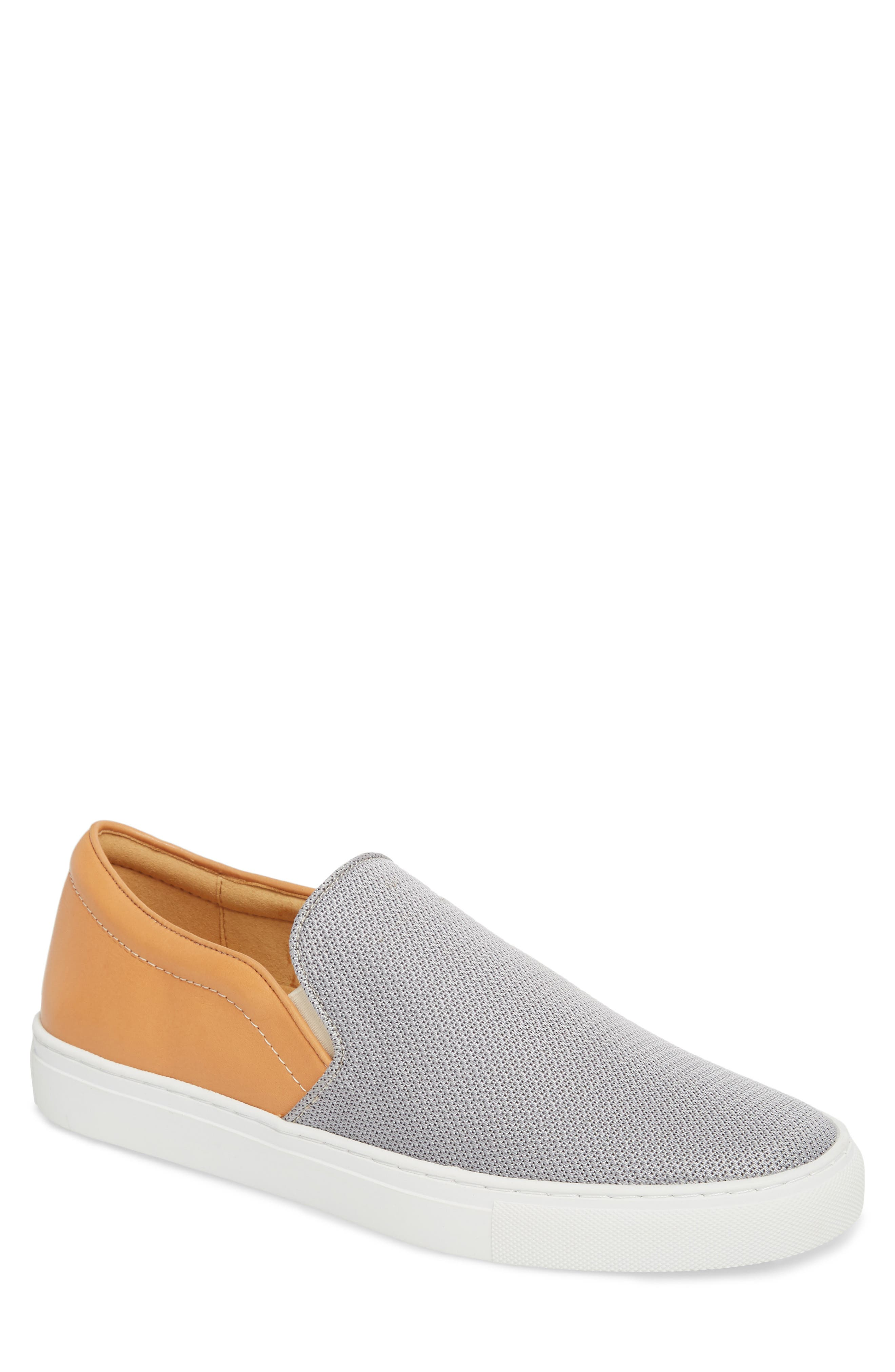 Albin Raffia Slip-On Sneaker,                             Main thumbnail 1, color,                             041