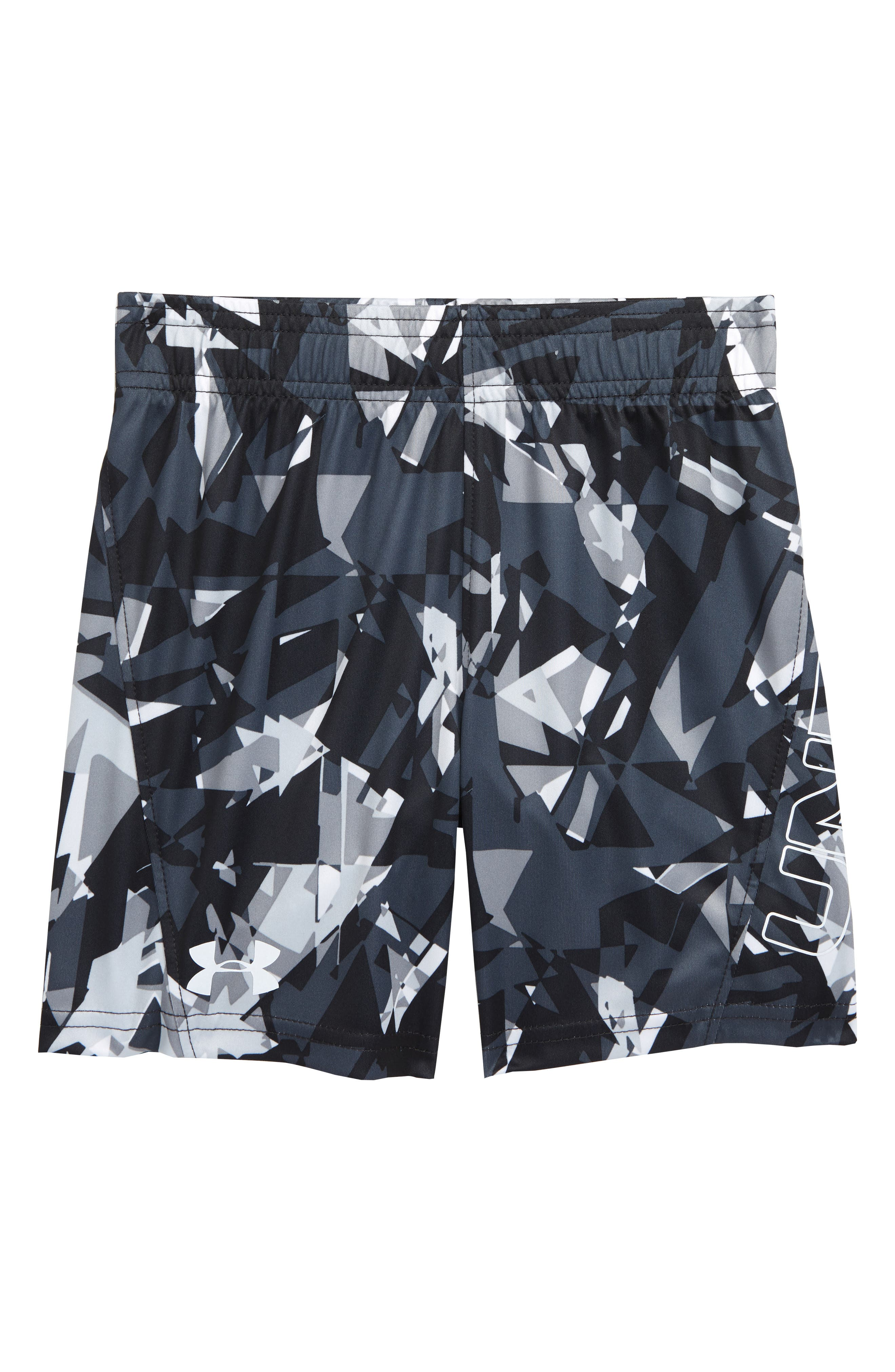 UNDER ARMOUR,                             Fracture Boost HeatGear<sup>®</sup> Shorts,                             Main thumbnail 1, color,                             001