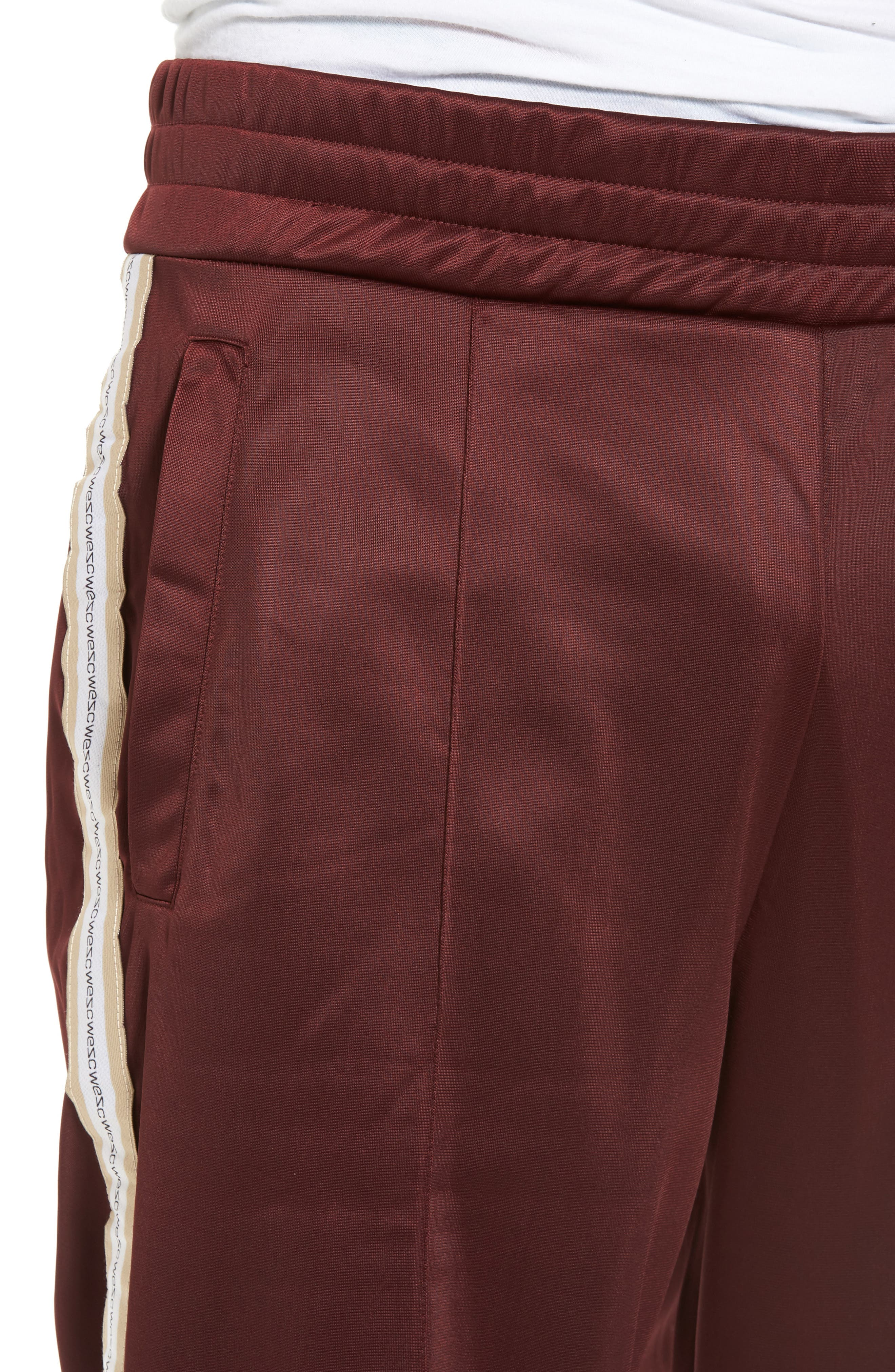 Marcel Track Pants,                             Alternate thumbnail 4, color,                             605