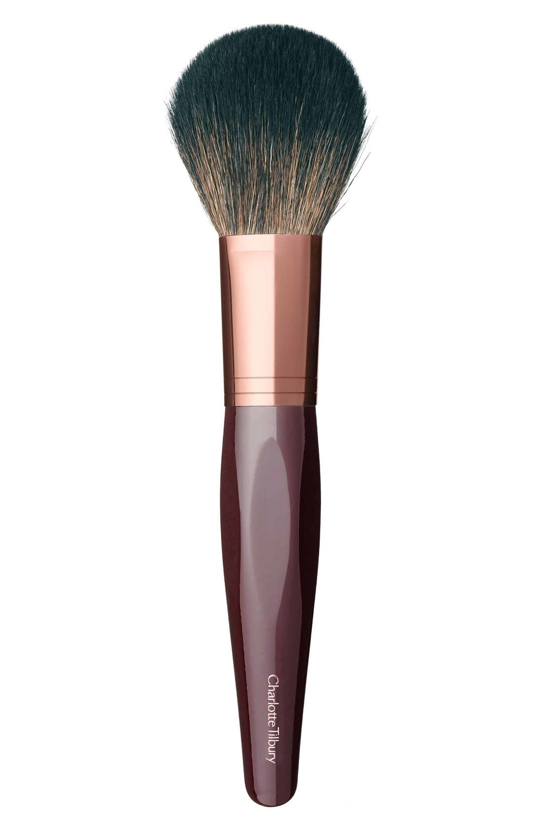 Bronzer Brush,                             Alternate thumbnail 2, color,                             000