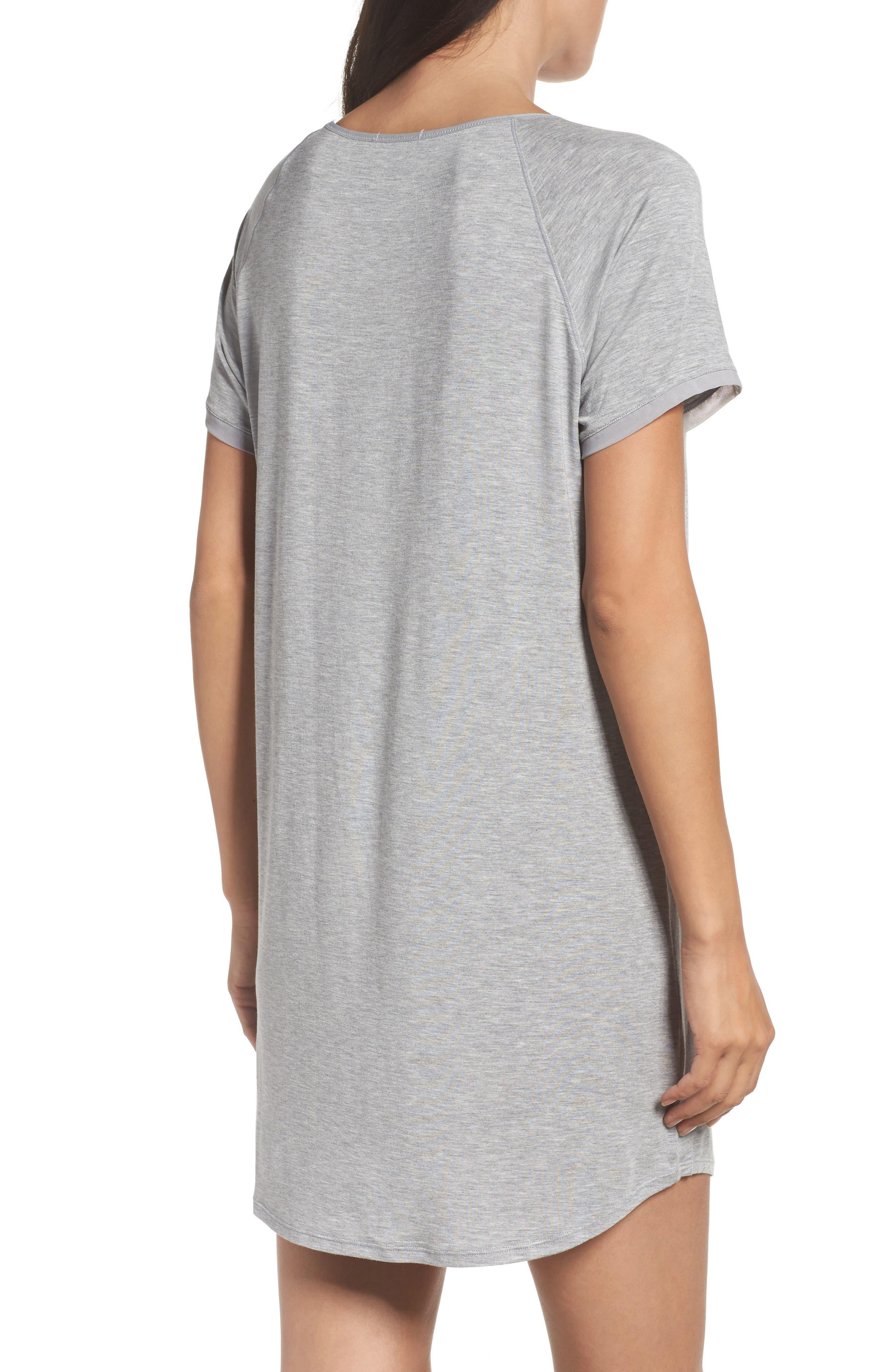 Sleep Shirt,                             Alternate thumbnail 5, color,