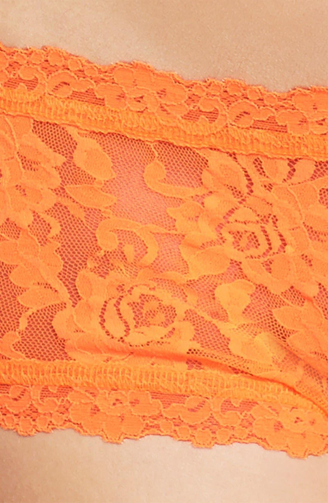 'Signature Lace' Boyshorts,                             Alternate thumbnail 470, color,