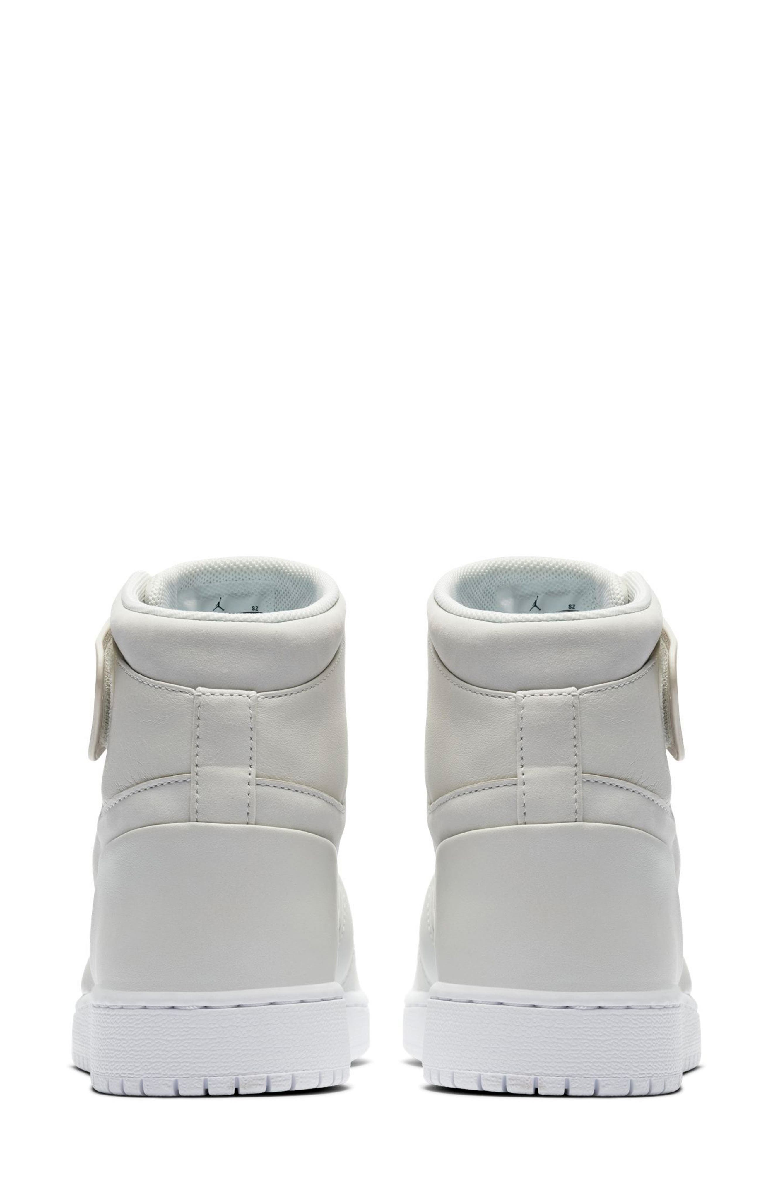 Air Jordan 1 Lover XX Ankle Strap Sneaker,                             Alternate thumbnail 2, color,                             100