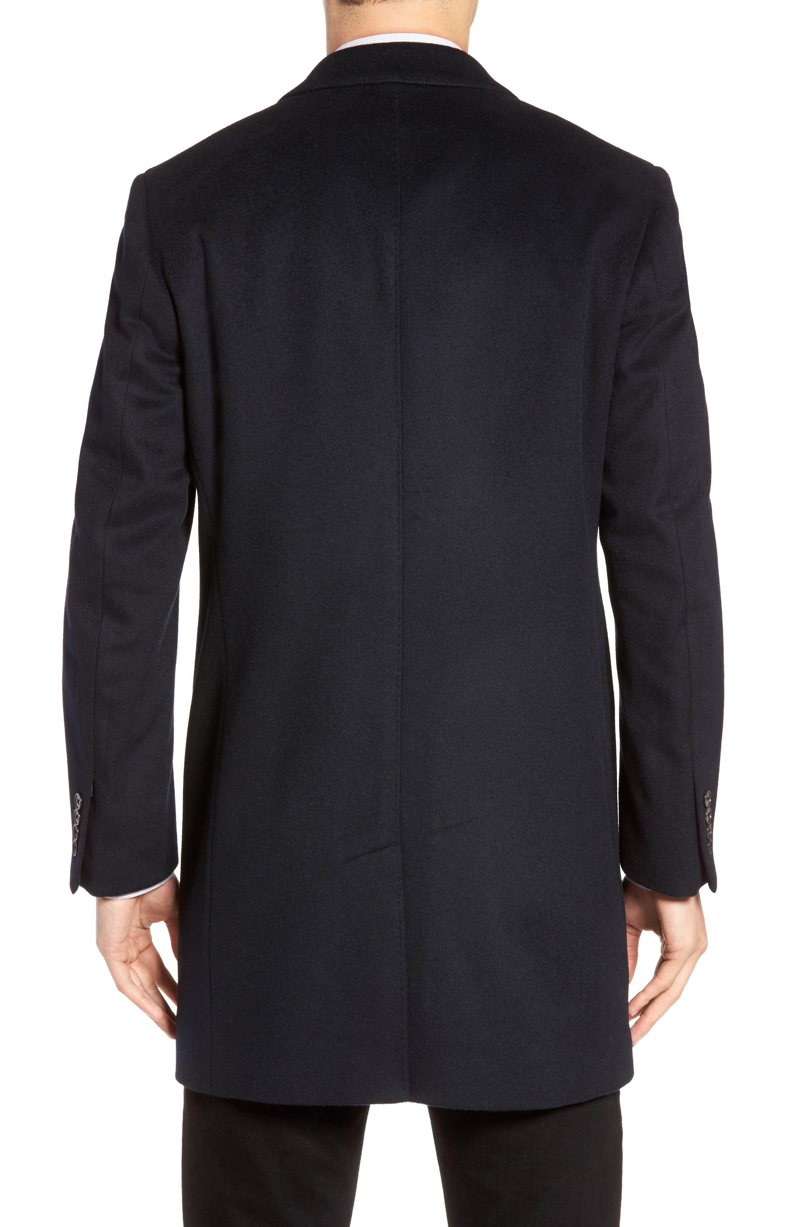 St. Paul Wool & Cashmere Topcoat,                             Alternate thumbnail 2, color,                             410