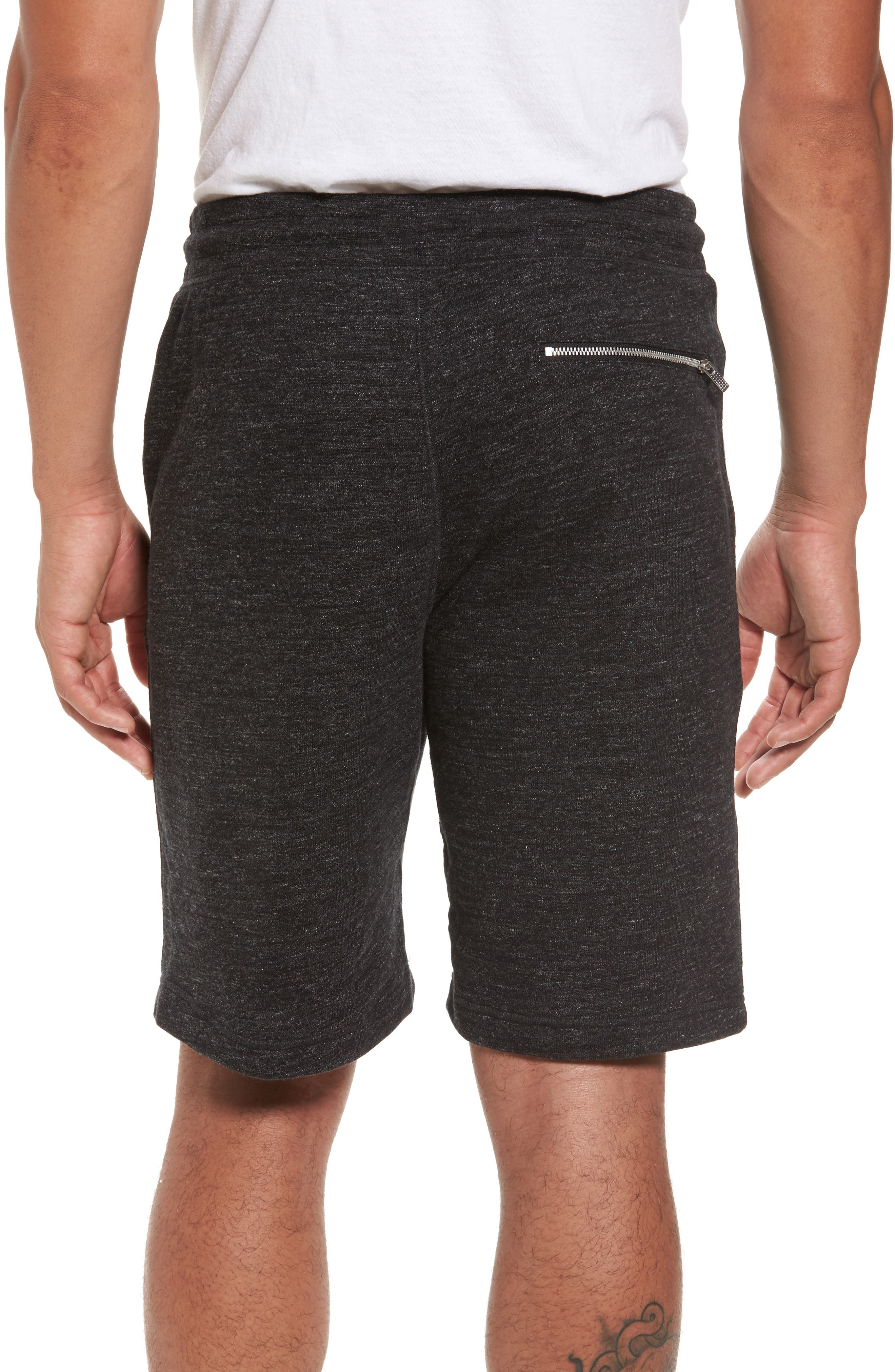 Legacy Knit Shorts,                             Alternate thumbnail 2, color,                             002