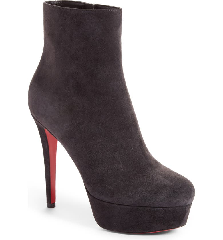 454c07fb075 Bianca Suede Ankle Boots - Charbon Size 5.5