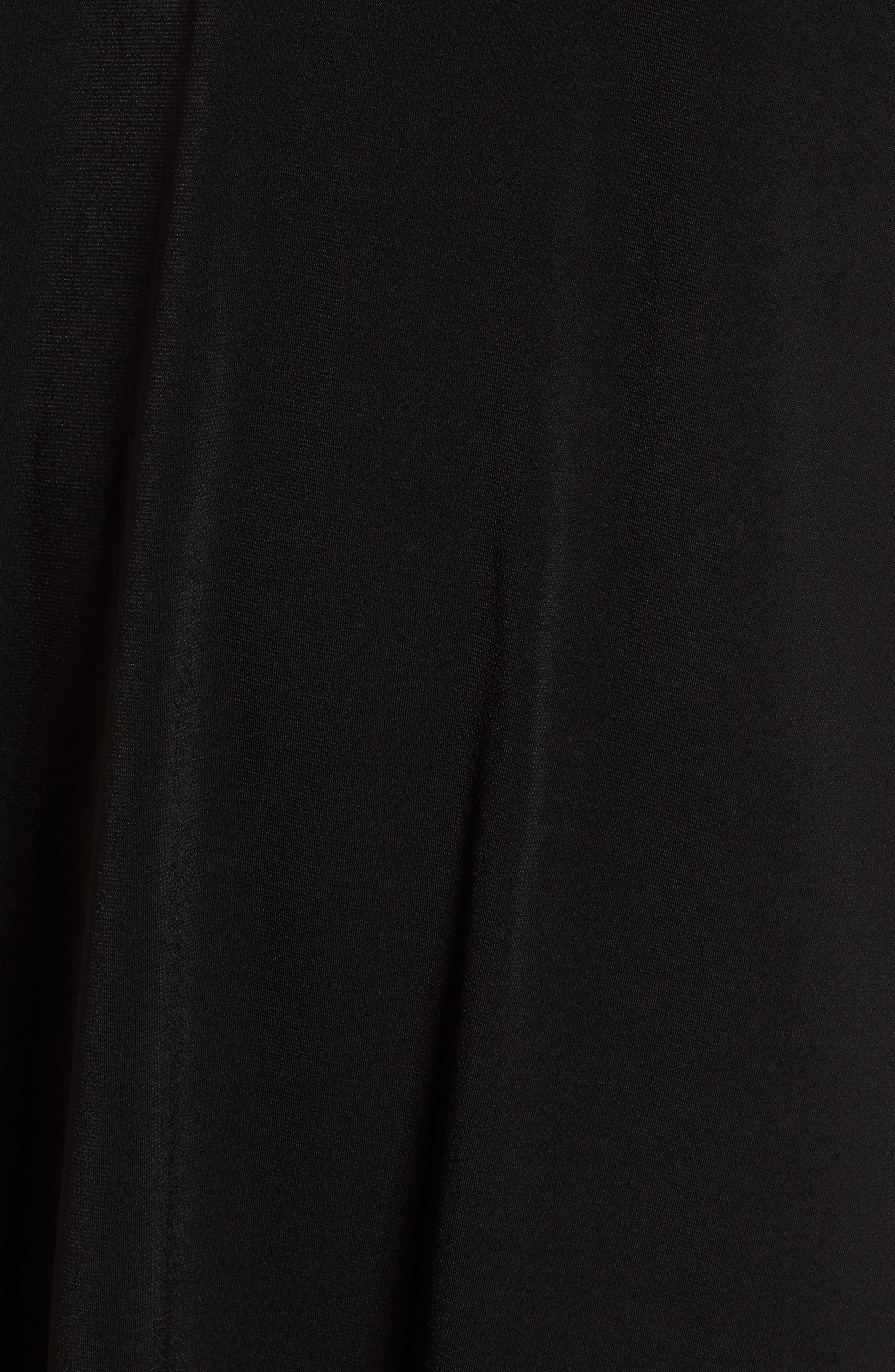 V-Neck A-Line Dress,                             Alternate thumbnail 13, color,