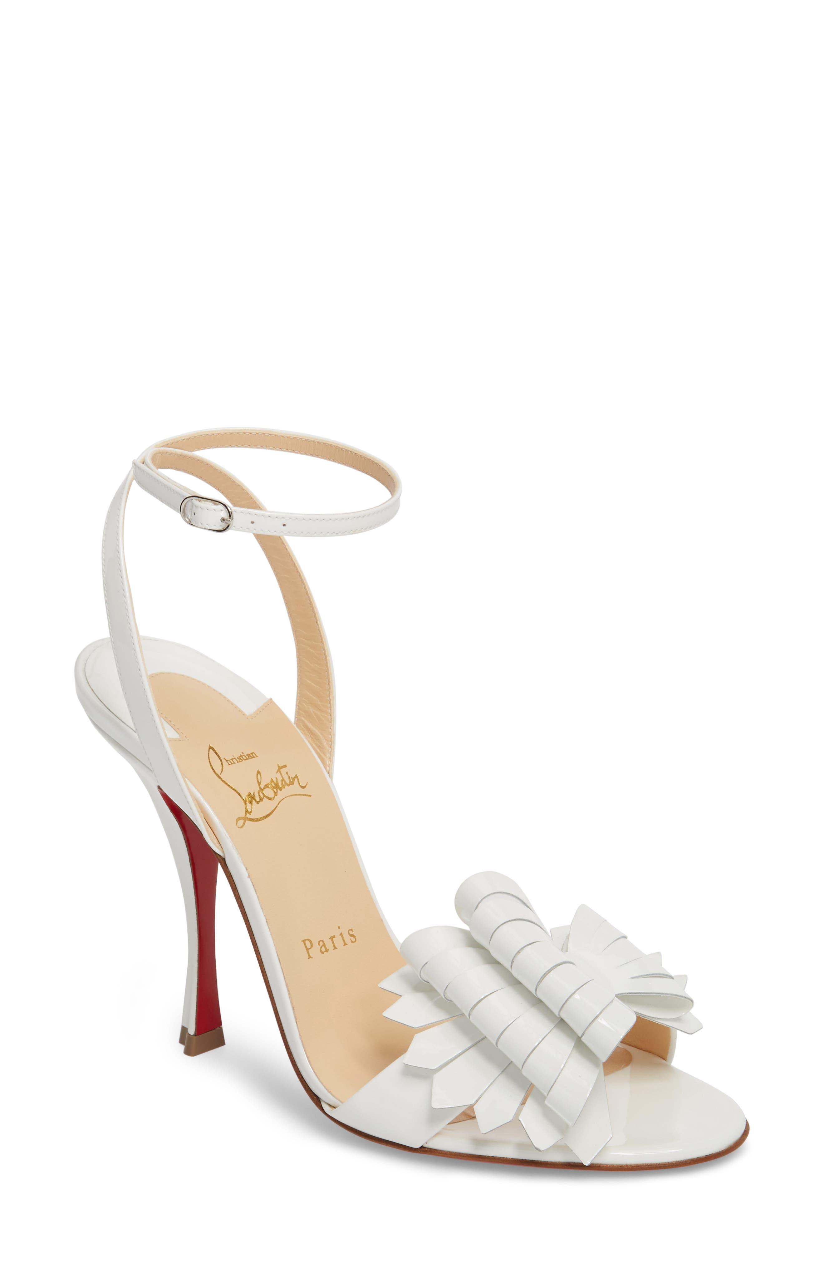 Miss Valois Bow Sandal,                         Main,                         color, 112