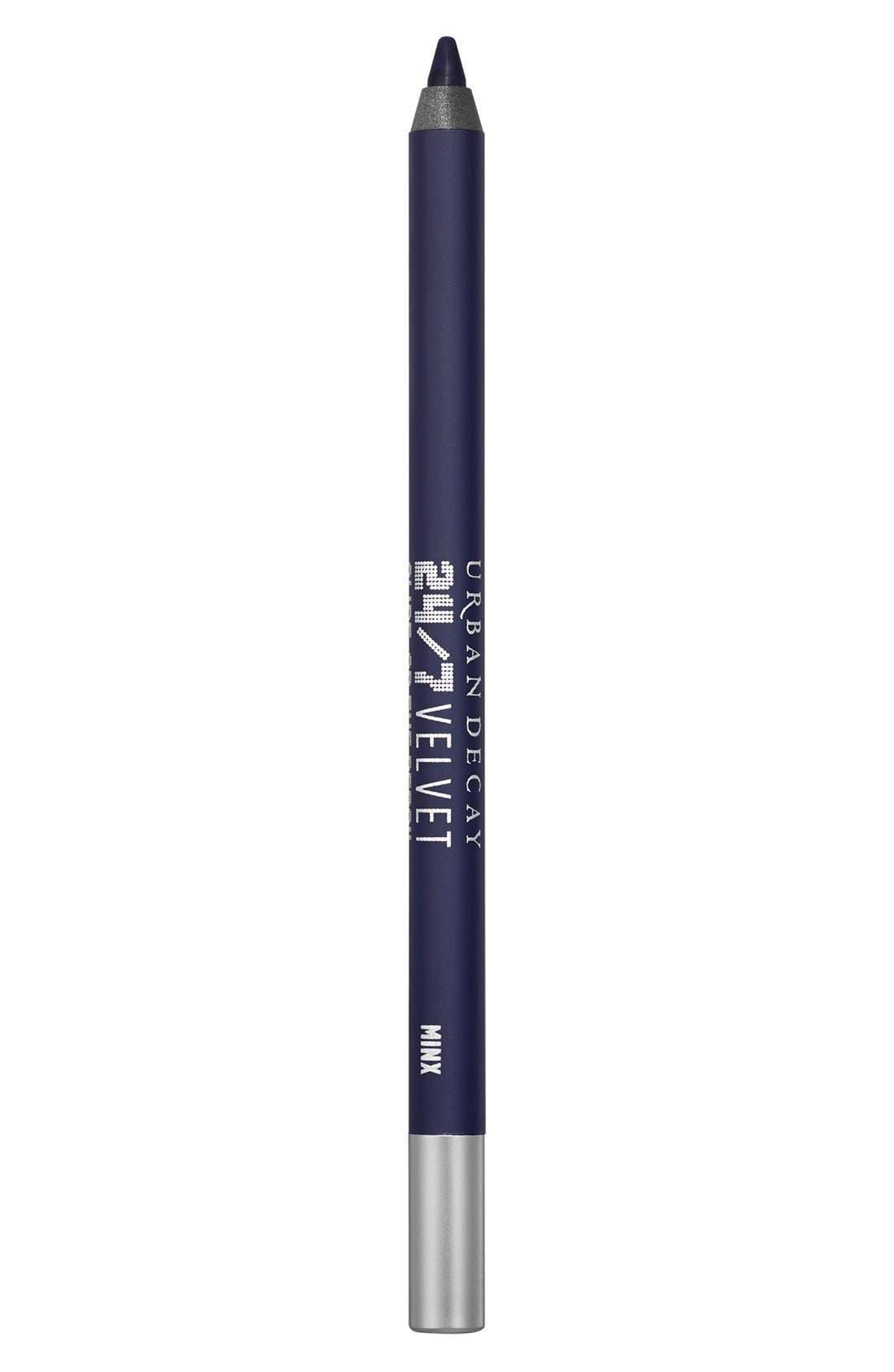 24/7 Velvet Glide-On Eye Pencil,                             Main thumbnail 5, color,