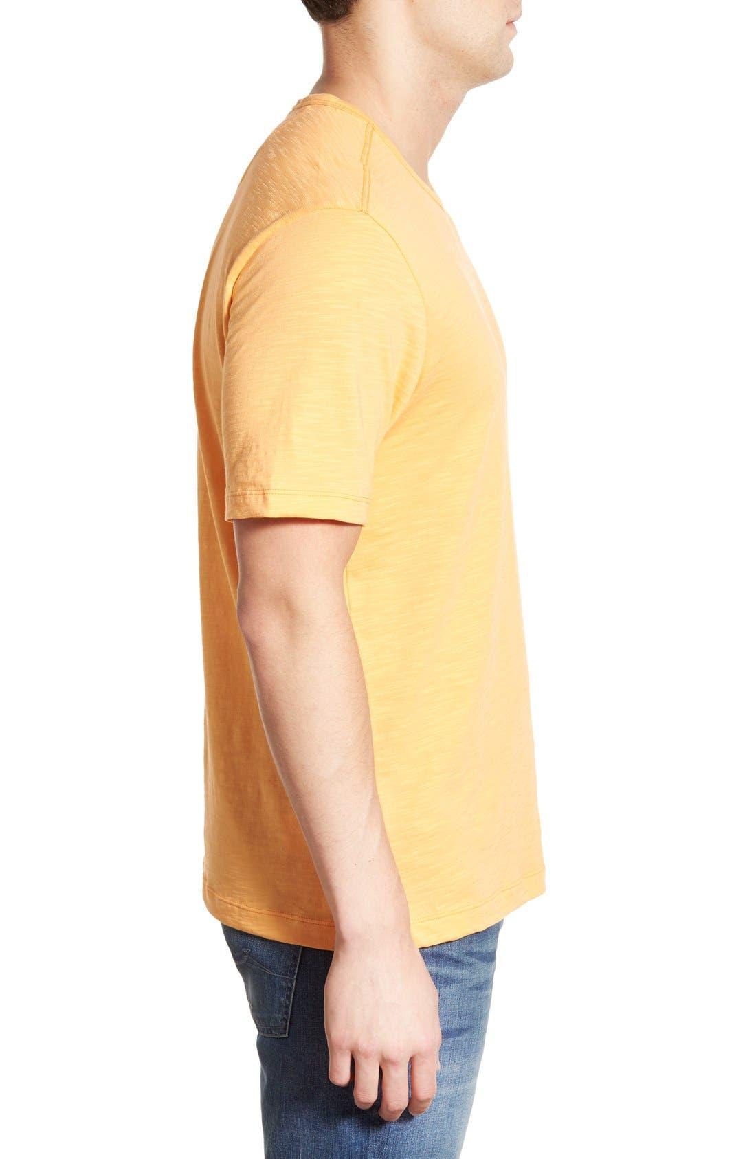 'Portside Player' Pima Cotton T-Shirt,                             Alternate thumbnail 37, color,