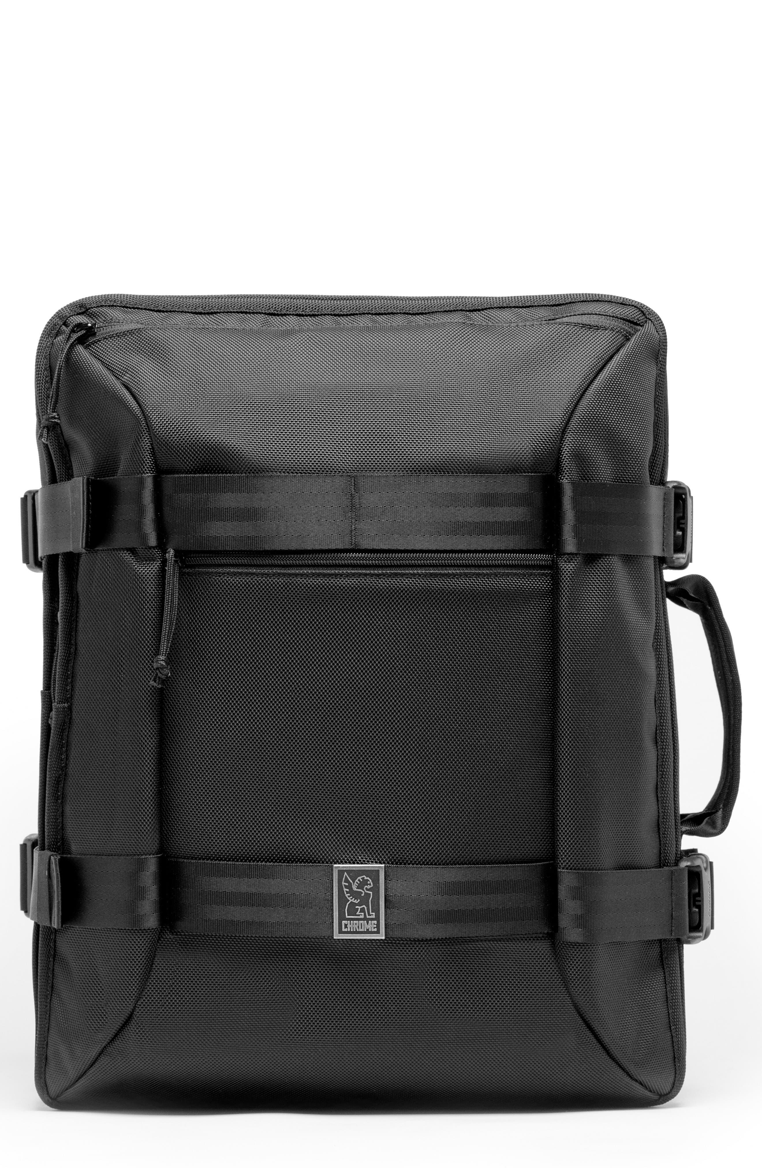Macheto Travel Backpack,                         Main,                         color, ALL BLACK