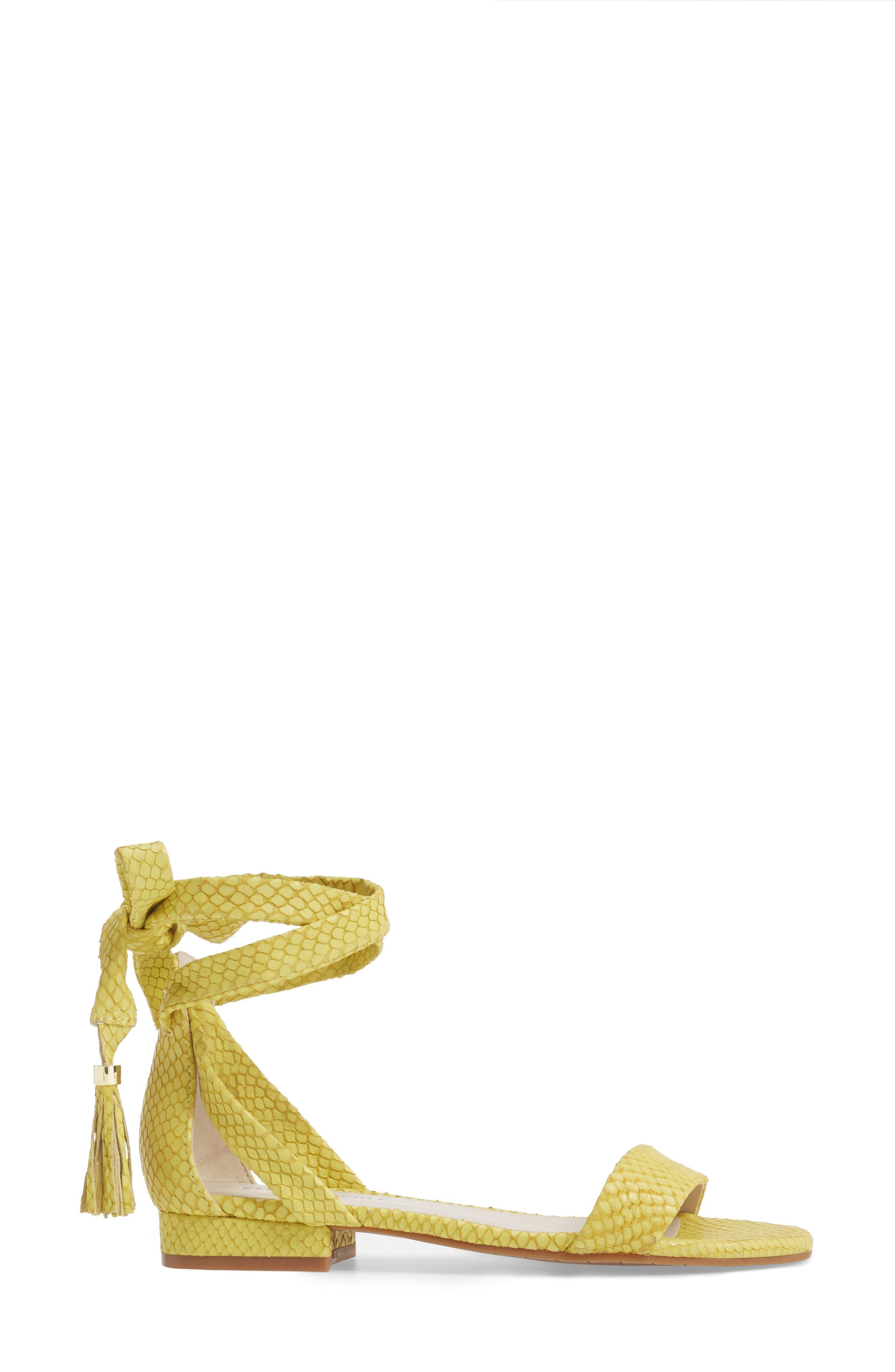 Valen Tassel Lace-Up Sandal,                             Alternate thumbnail 42, color,