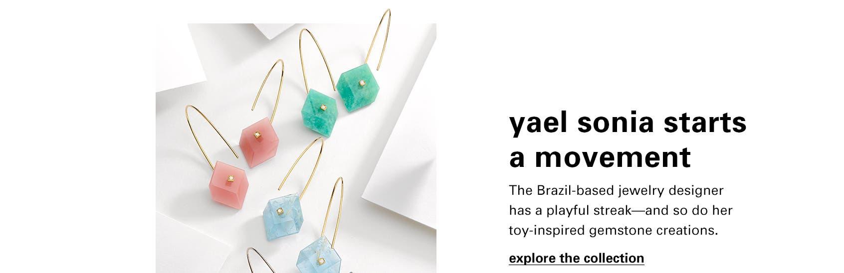 Jewelry by Yael Sonia.