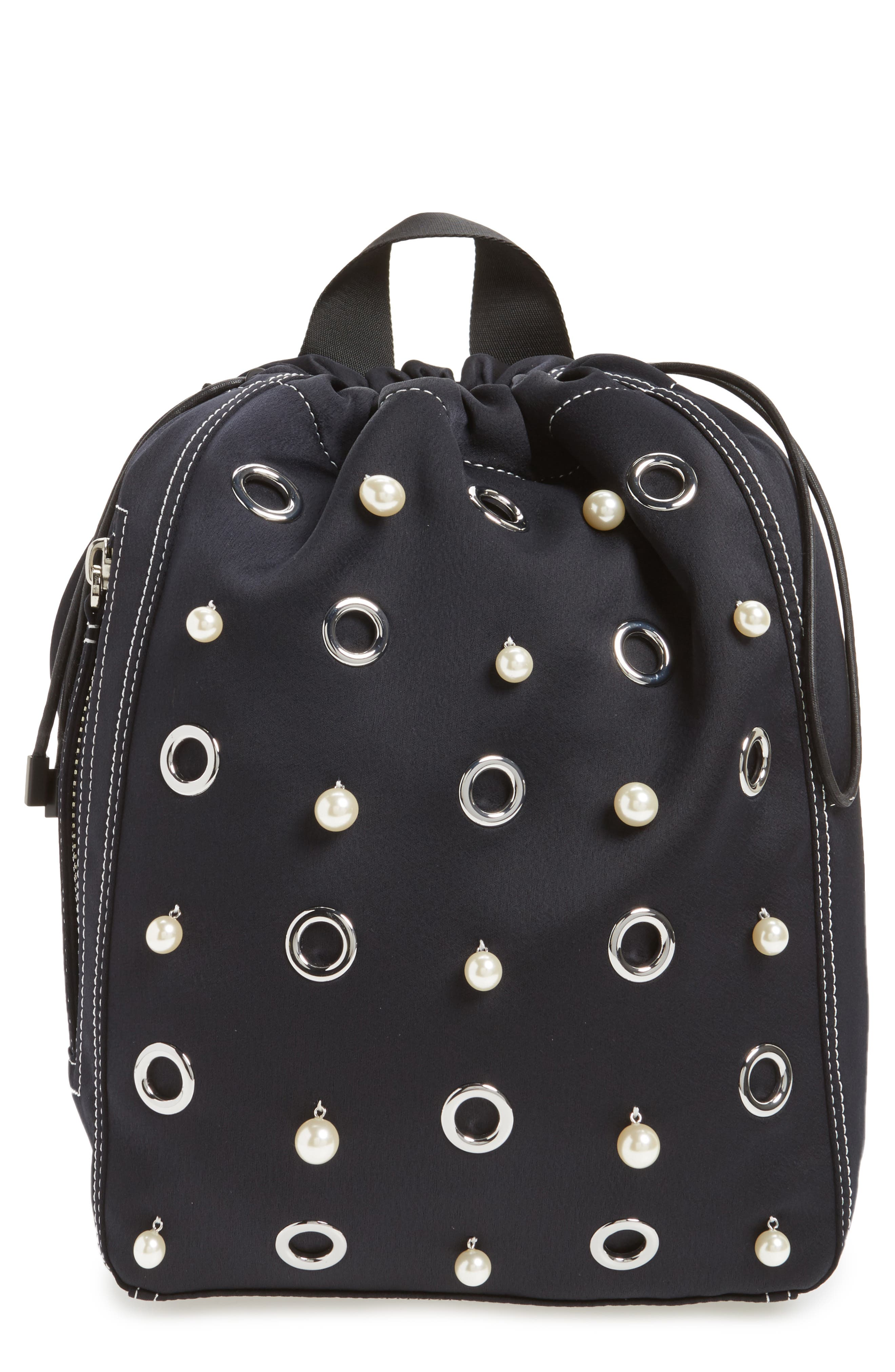 Phillip Lim 3.1 Medium Go-Go Embellished Backpack,                             Main thumbnail 2, color,