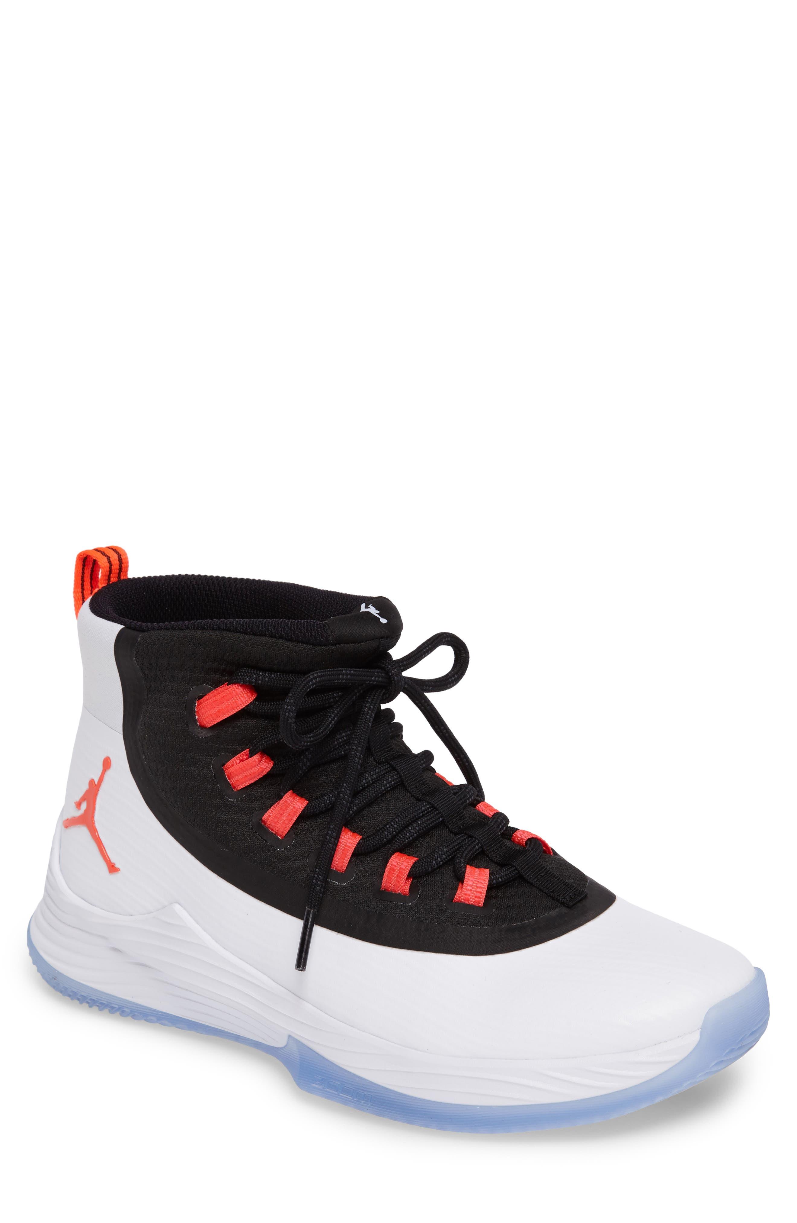 Jordan Ultra Fly 2 Basketball Shoe,                             Main thumbnail 2, color,