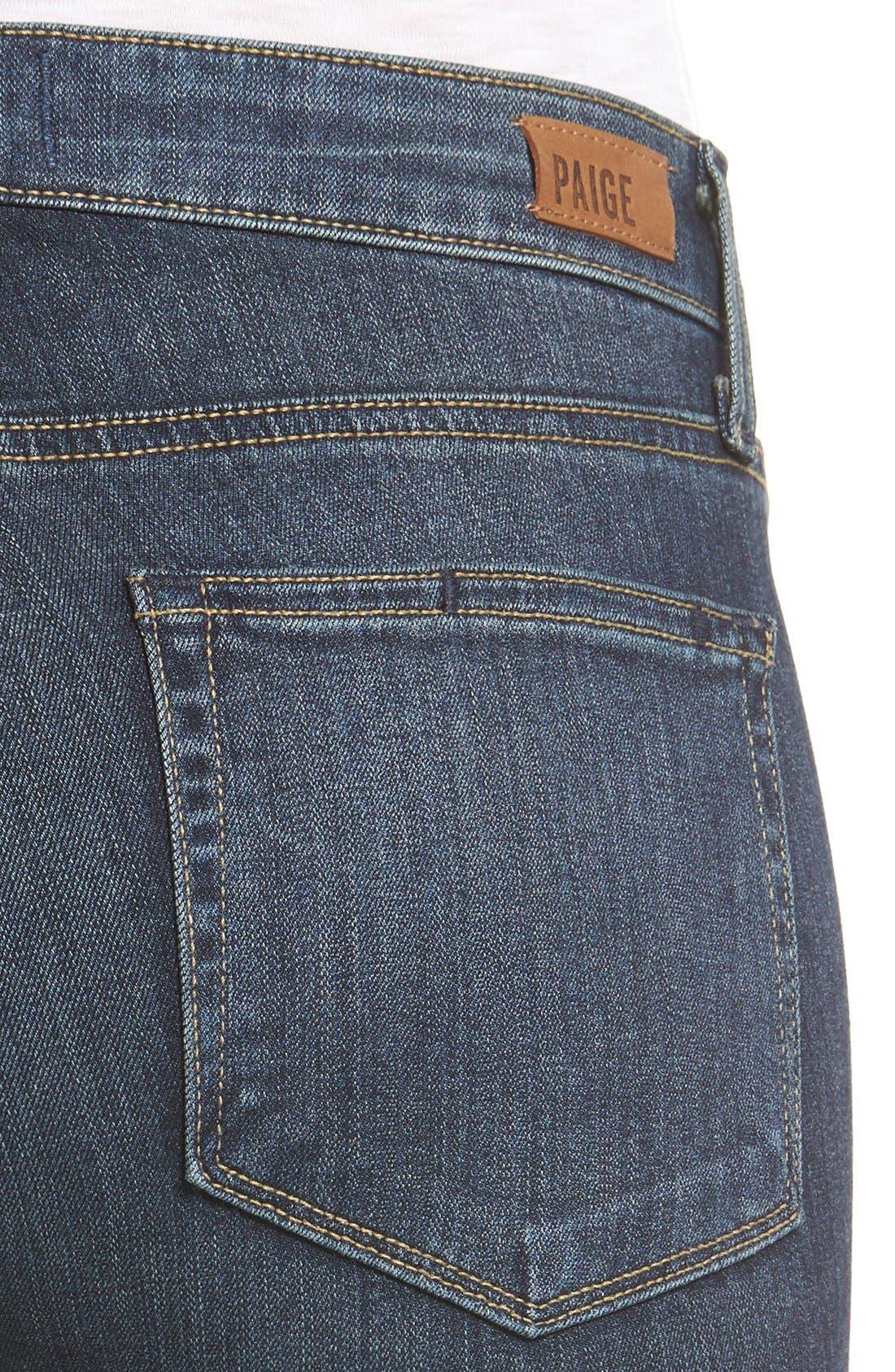 Transcend Skyline Skinny Jeans,                             Alternate thumbnail 3, color,                             BRENTYN